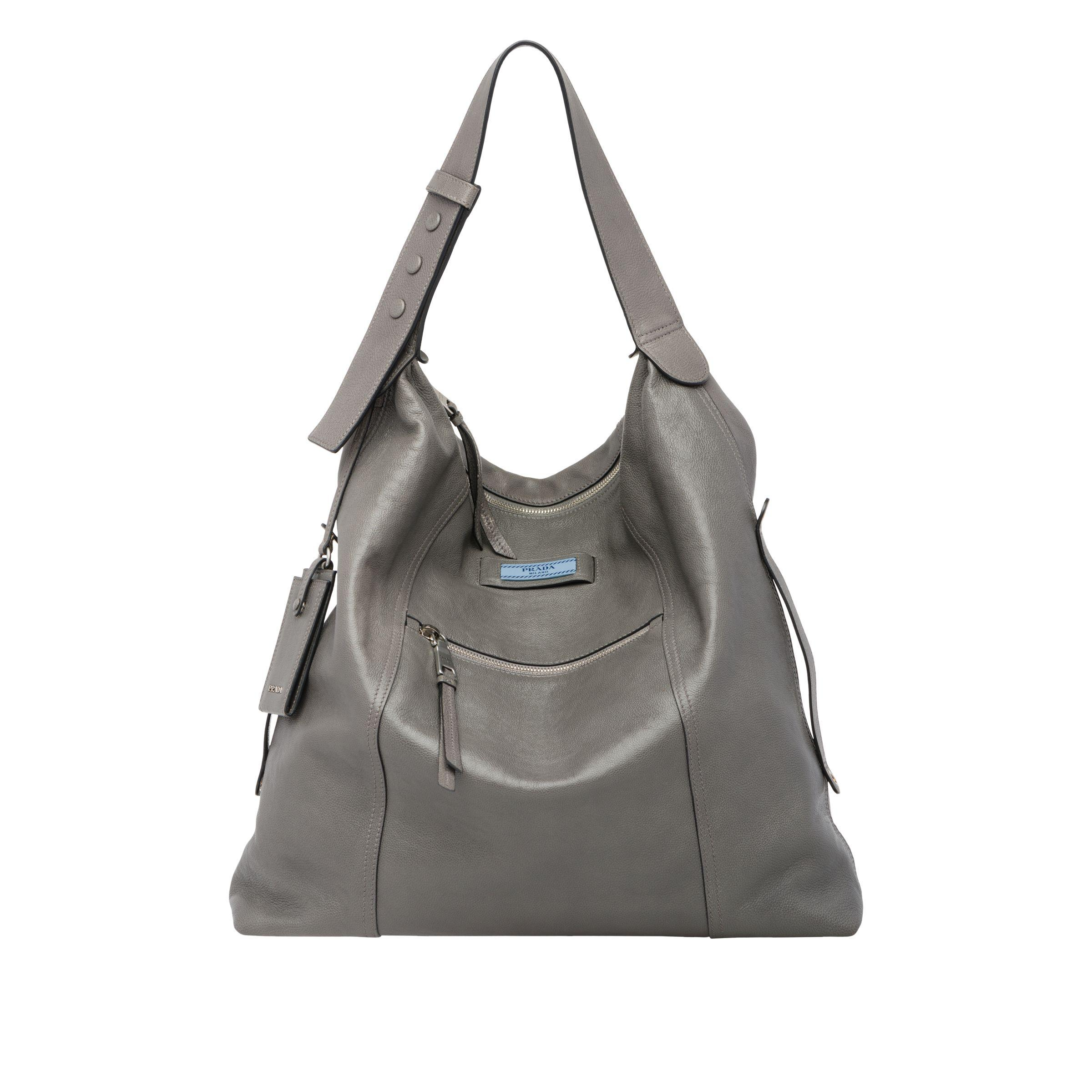 87e668acd9bd Prada. Women's Etiquette Leather Bag. $2,390 From Orchard Mile