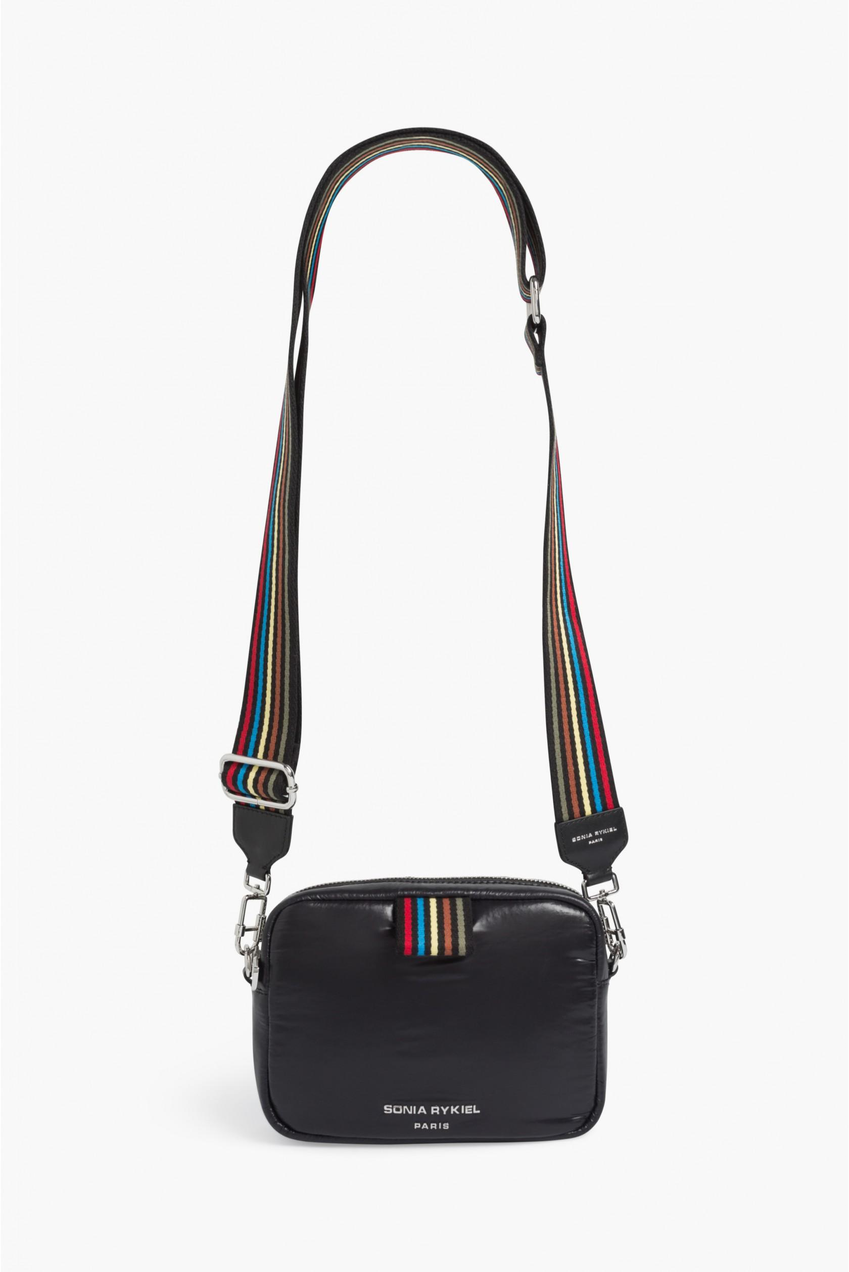 a90716cfd Sonia Rykiel Waxed Nylon Camera Bag - Lyst