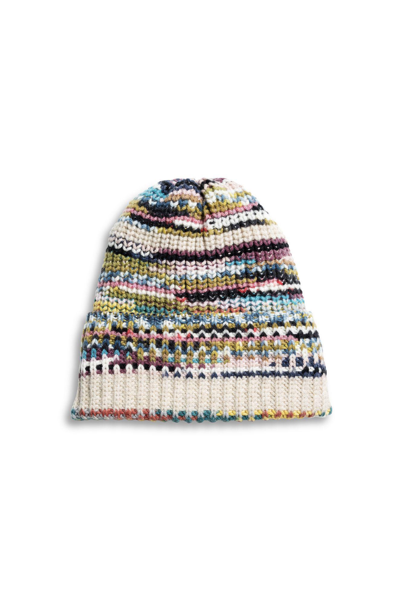 8b706de1fd2 Missoni - Natural Hat - Lyst. View fullscreen
