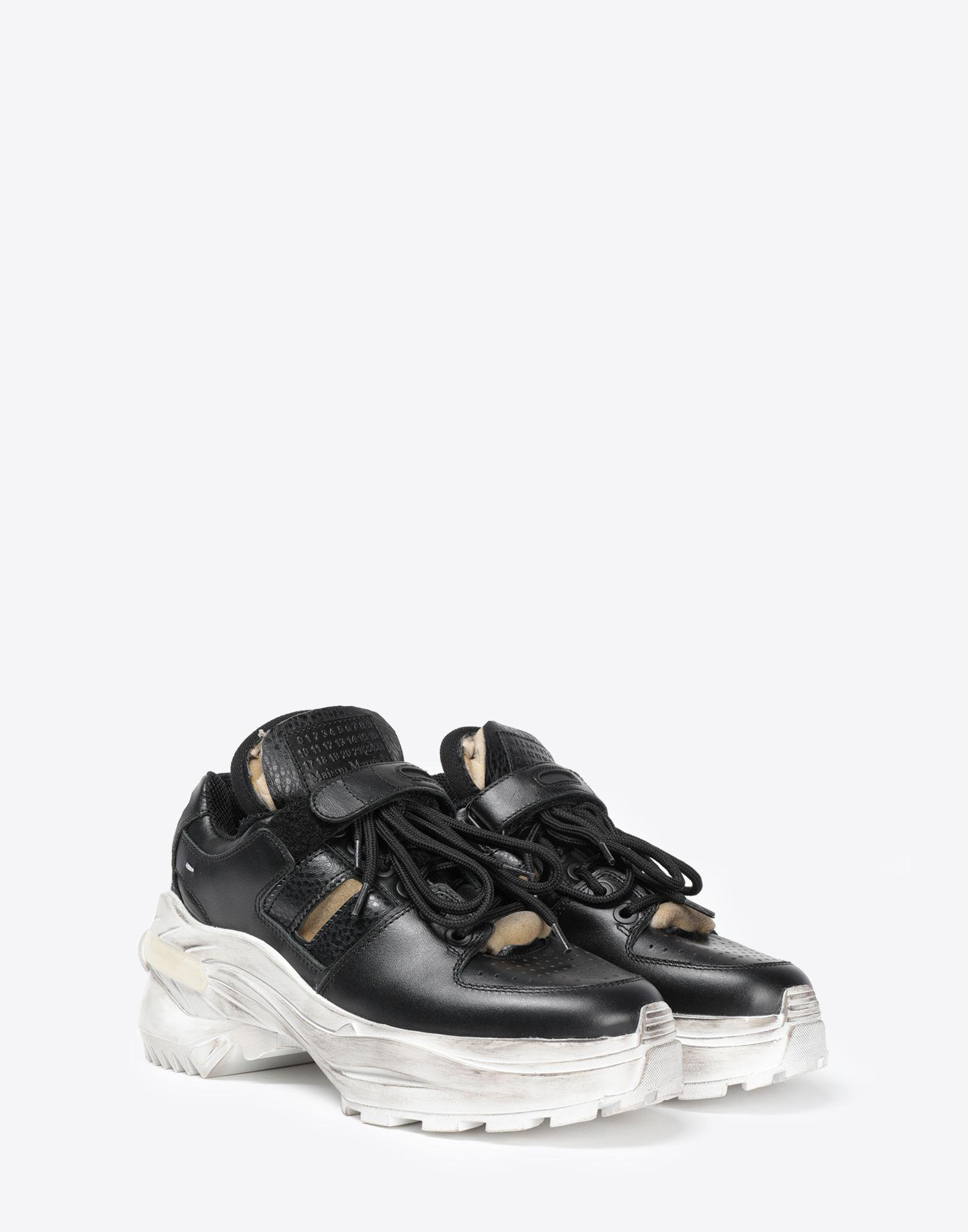 Black Maison Save Top Artisanal Margiela 15 In Lyst Sneakers Low Owq0OCd
