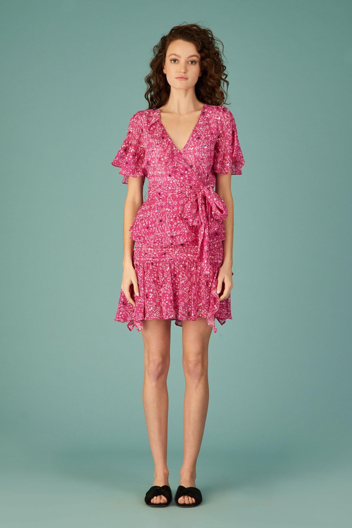 Pink In Taylor Lyst Top Bianka Tanya 0nk8wPO