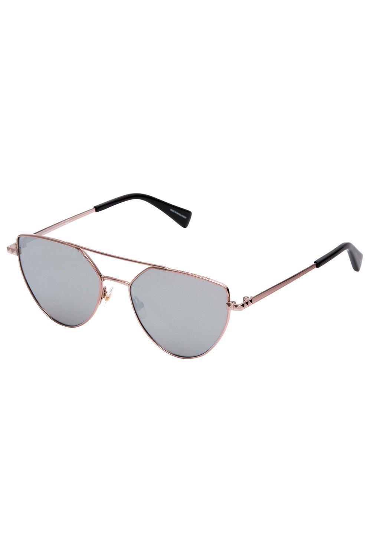 30e9845b0dc43 Rebecca Minkoff - Multicolor Stevie Geometric Sunglasses - Lyst. View  fullscreen