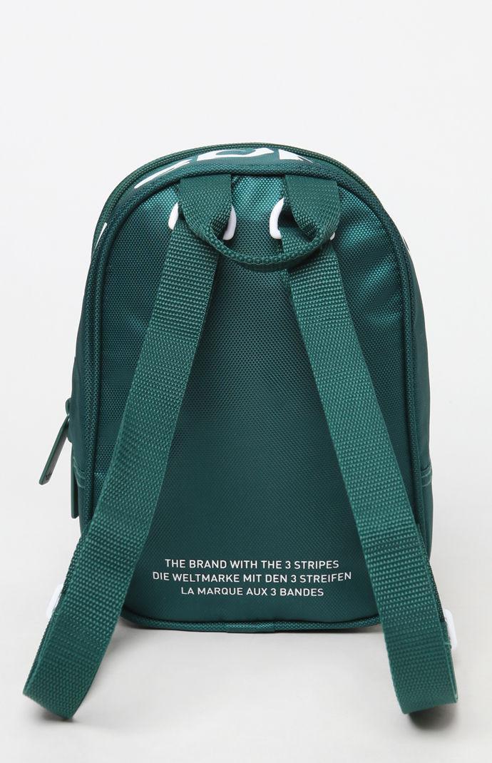 be2704c330f Adidas - Green Originals Santiago Mini Backpack - Lyst. View fullscreen