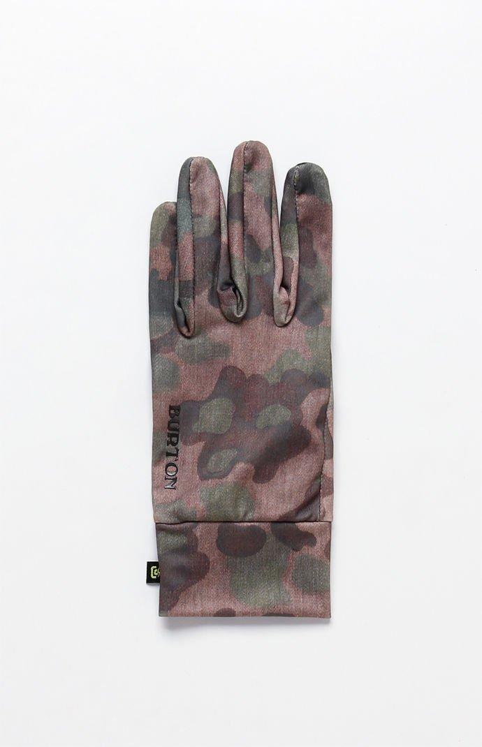 76c3a17e0 Burton - Multicolor Touchscreen Liner Gloves for Men - Lyst. View fullscreen