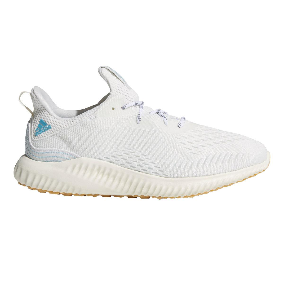 hot sale online 891fb 41422 adidas. Mens White Alphabounce Parley Running Shoes