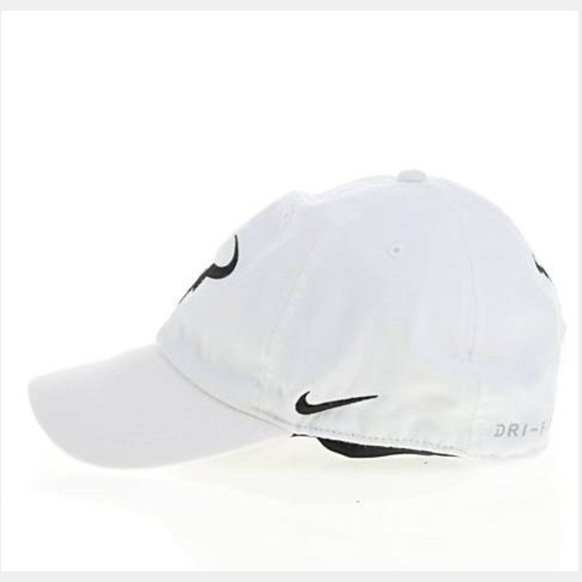 Lyst - Nike Rafa Arobill H86 Cap in White for Men 26df83510996