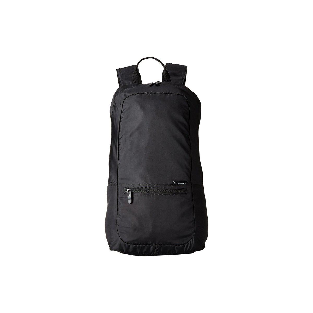 9279a77d590aa Lyst - Victorinox Packable Backpack in Black for Men