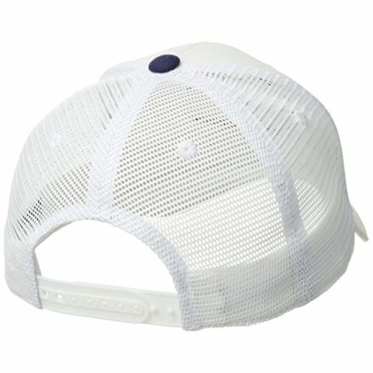 3e50db2d Lyst - Champion Twill Mesh Dad Cap in White