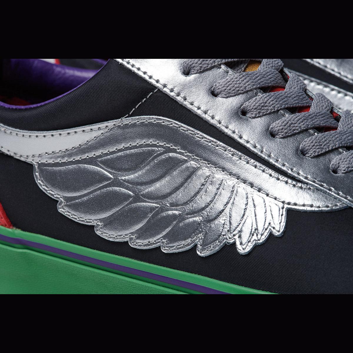 97faf9336b72 Lyst - Vans Old Skool Marvel Avengers Shoe for Men