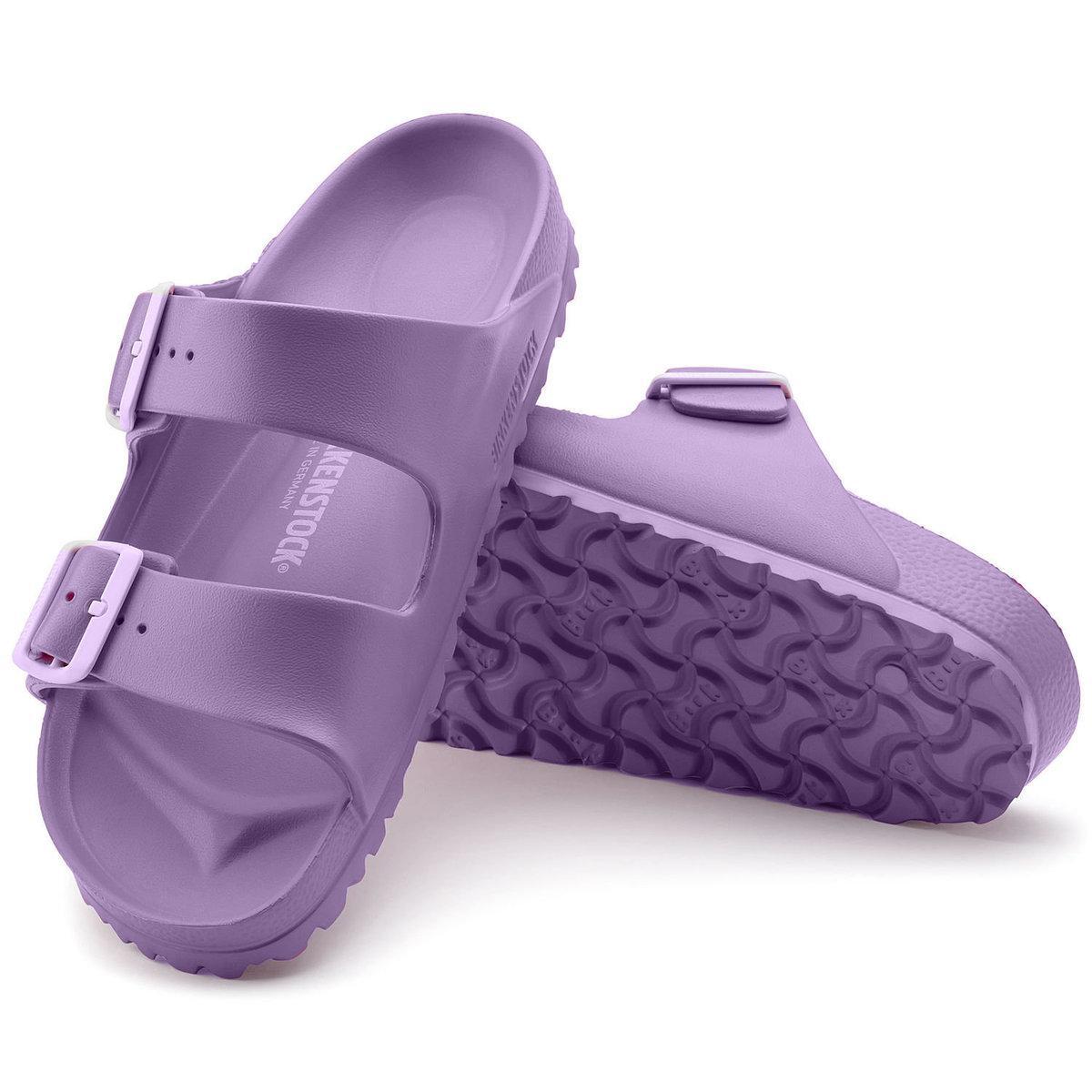 5cd32878ec09 Birkenstock - Purple Arizona Essentials Eva Sandal - Lyst. View fullscreen