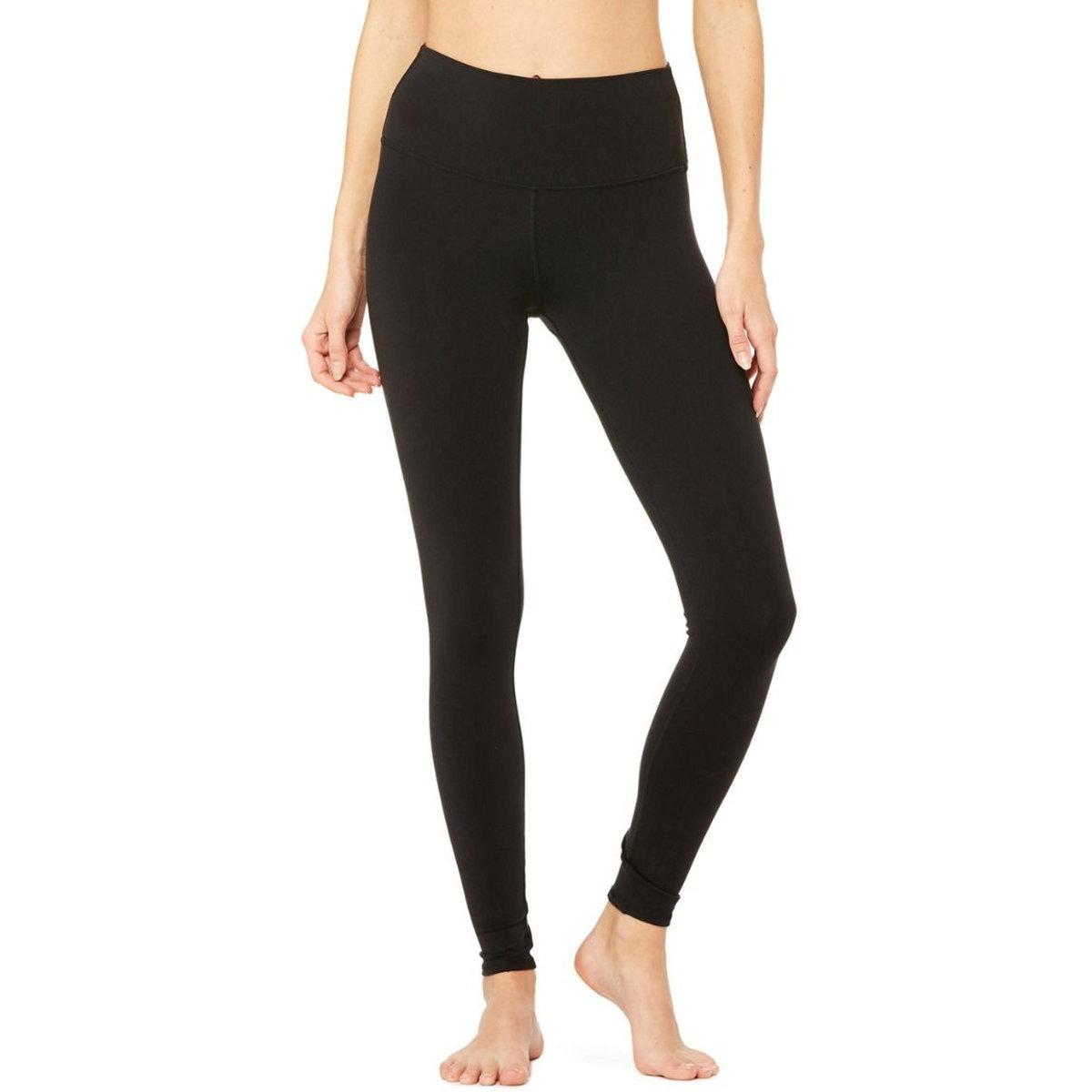 72bdc9f6426fae Alo Yoga. Women's Black High Waist Dash LEGGING. $104 From Paragon Sports