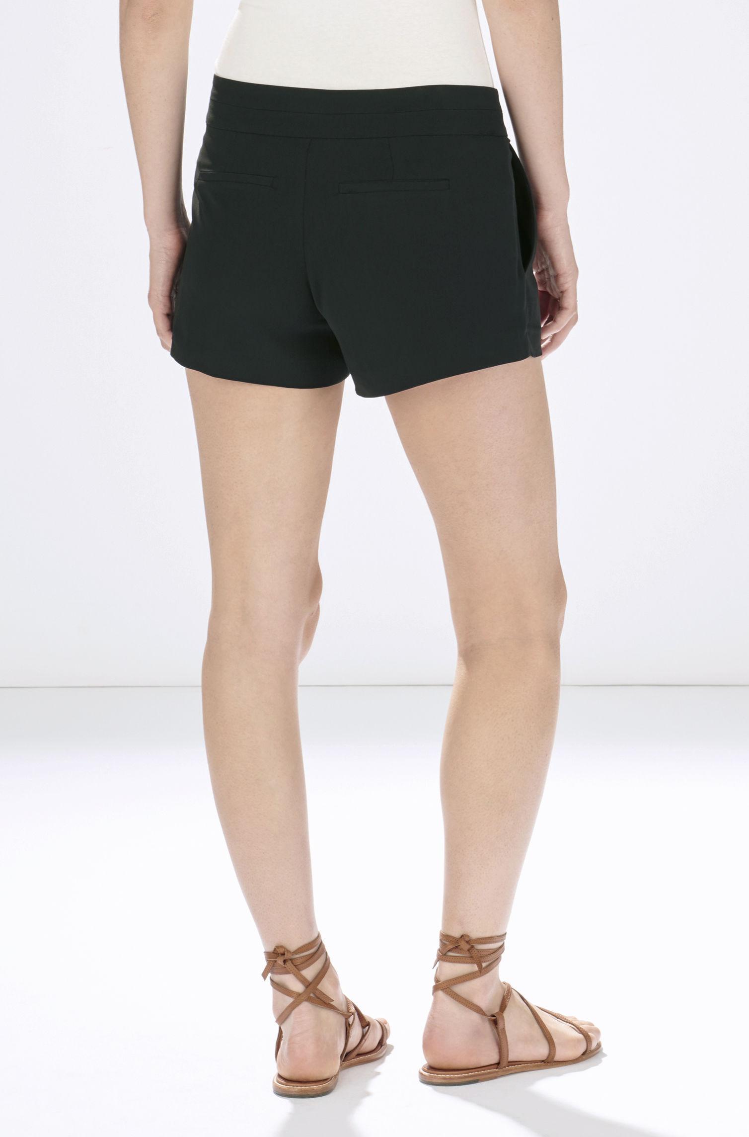 Lyst Parker Alden Shorts In Black