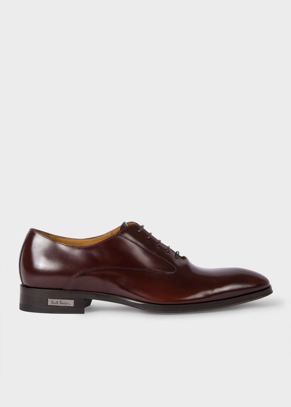 Mimimal Heel Mens Oxford Shoes