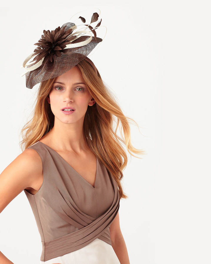Phase Eight Gloria Disc Fascinator - Lyst 3e18203d6f1