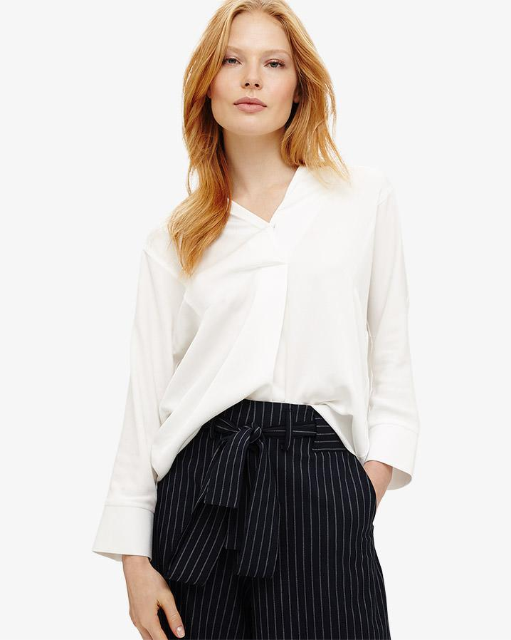 Phase Eight Arabela Tencel Shirt Cheap Amazon Inexpensive Outlet Store Locations Discount Fashionable Explore Cheap Price 18pA7nR0