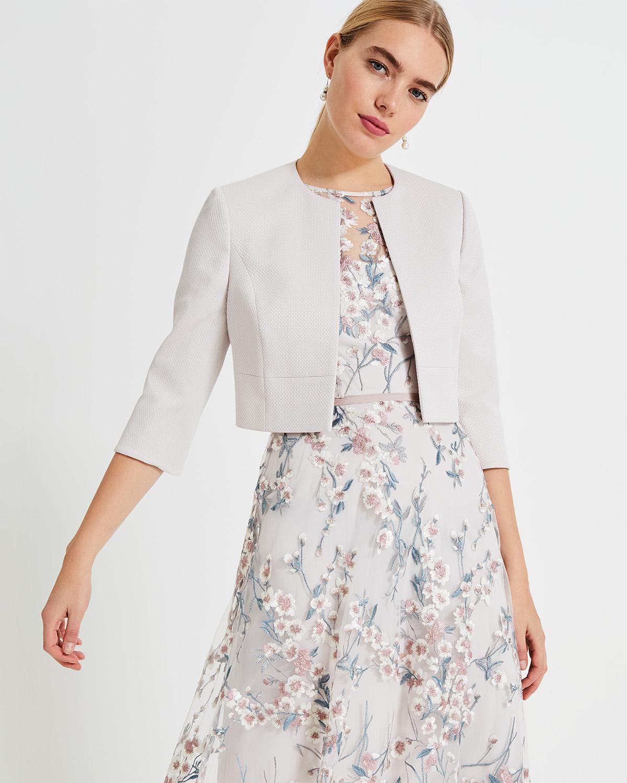b4e2e55a01c Phase Eight. Women s Tara Textured Jacket