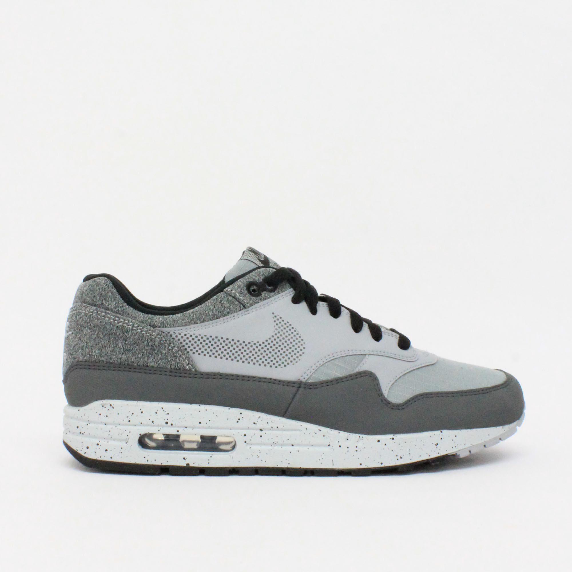 3c8e13b8eef Lyst - Nike Trainers Nike Air Max 1 Premium Se Wolf Grey Ao1021 002 ...