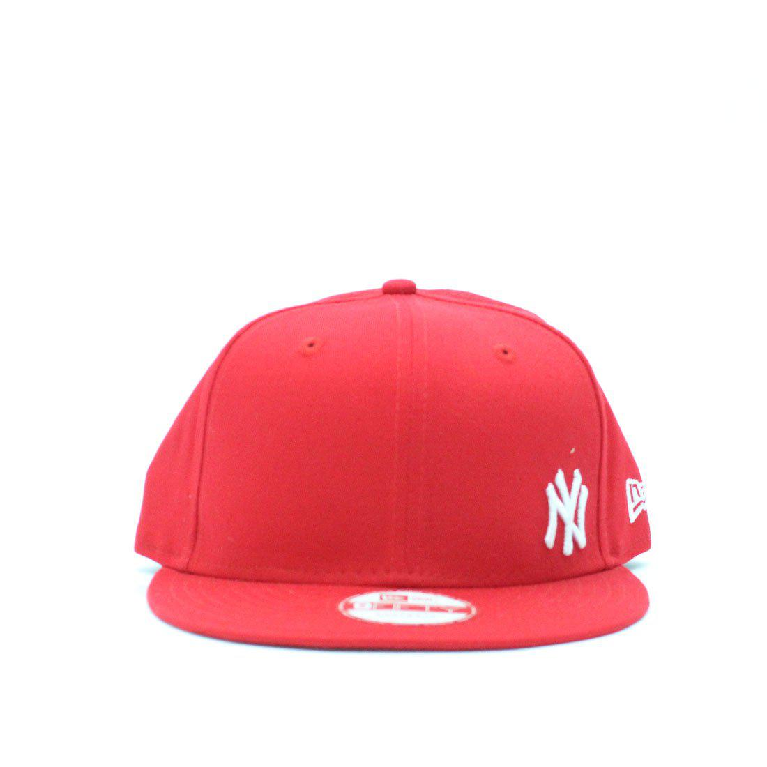 brand new 83372 df987 Lyst - Ktz Flawless Ny Yankees Cap Red in Red for Men