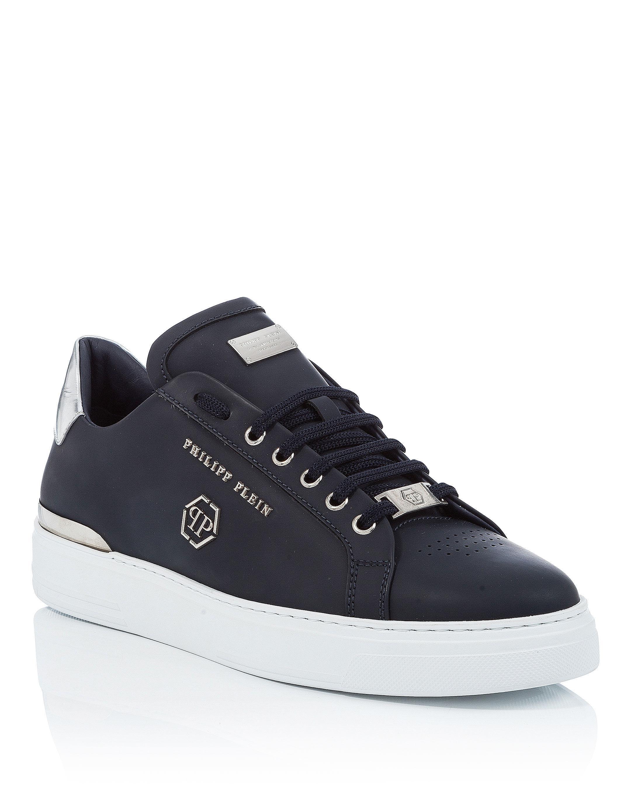 Over Border sneakers - Blue Philipp Plein Stockist Online Cost Online yz1ah4