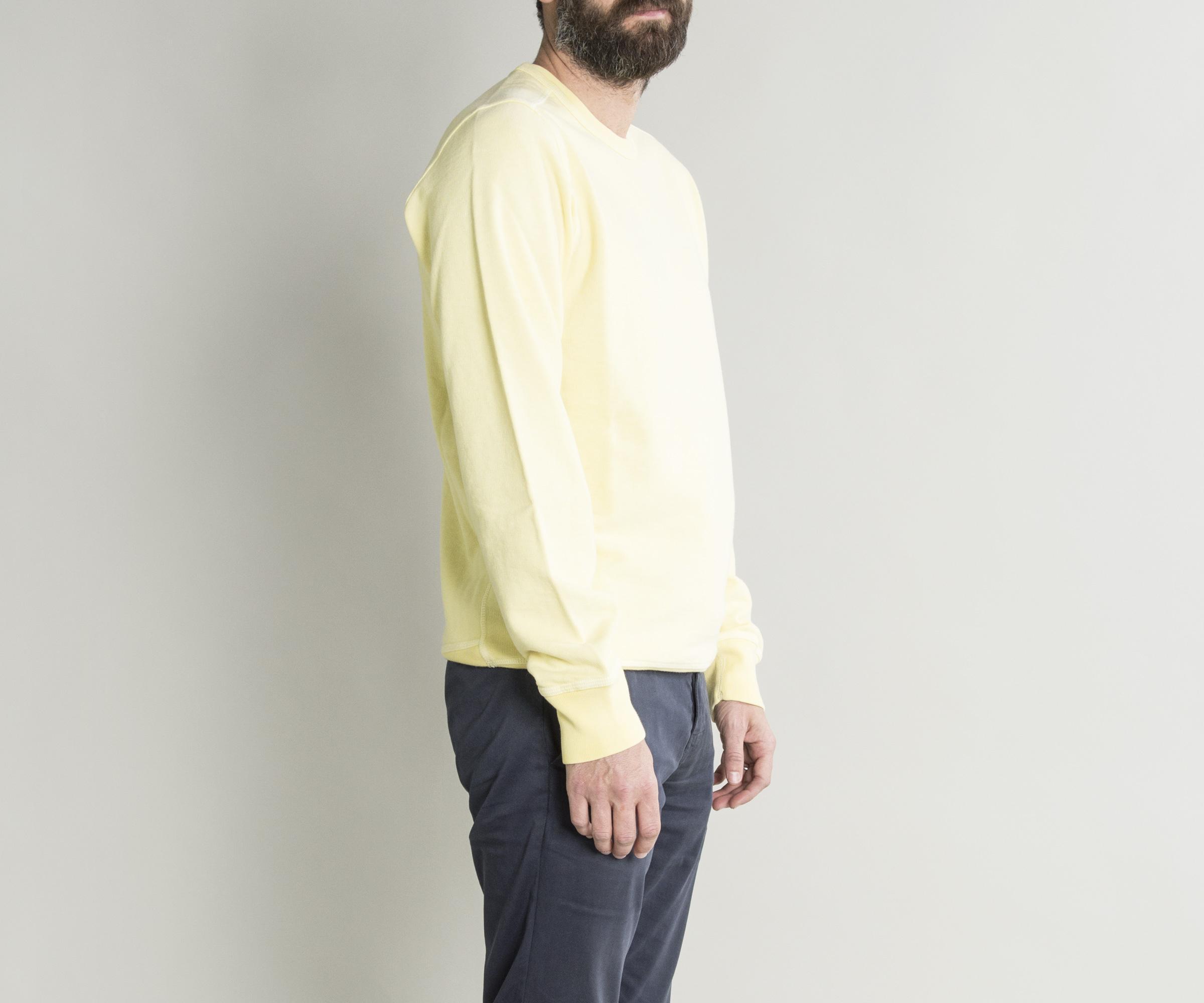 Stone Island Lemon Sweatshirt