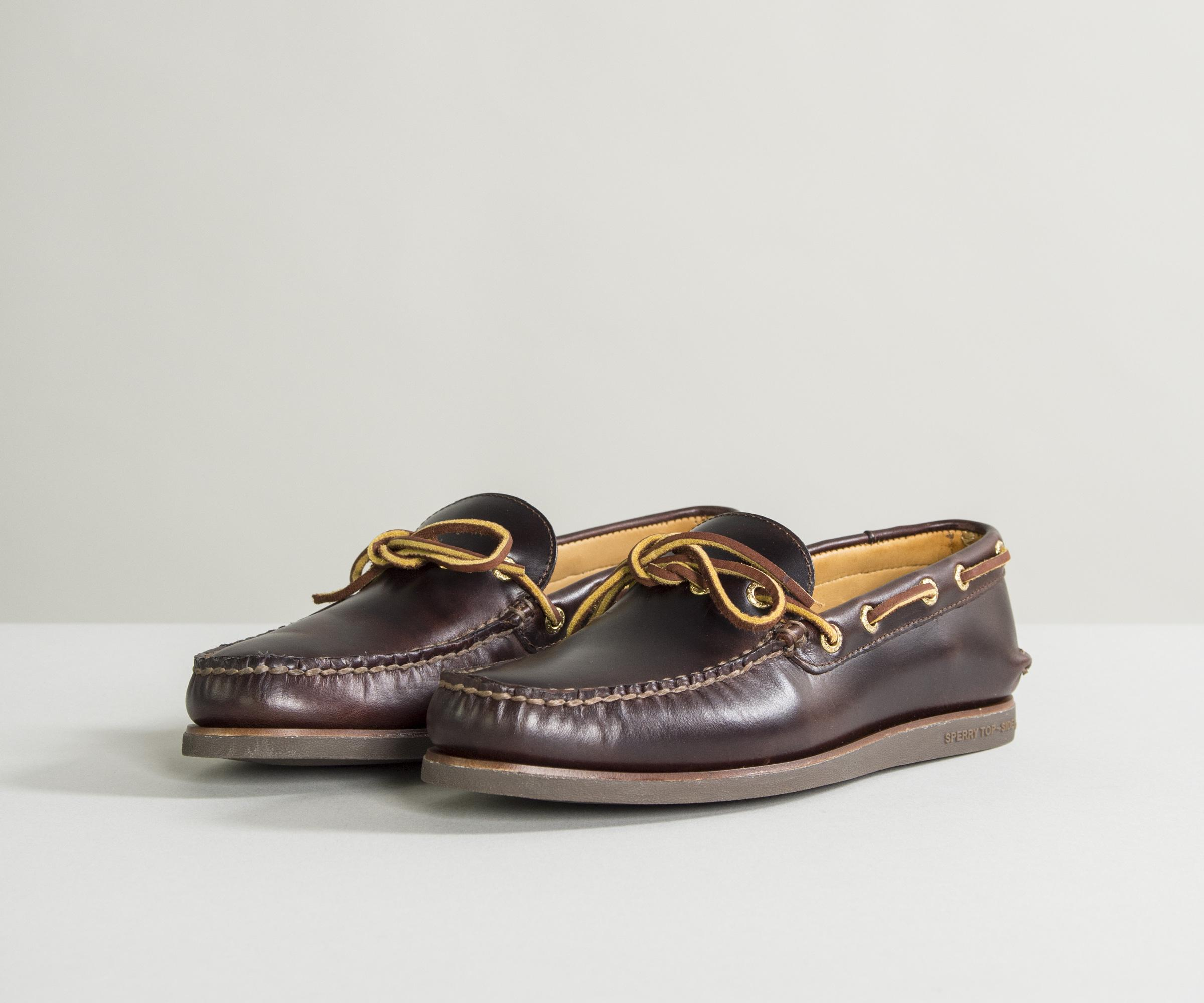 Top-Sider Gold Cup Luxury Deck Shoes Amaretto Sperry Top-Sider l5UUjRlx