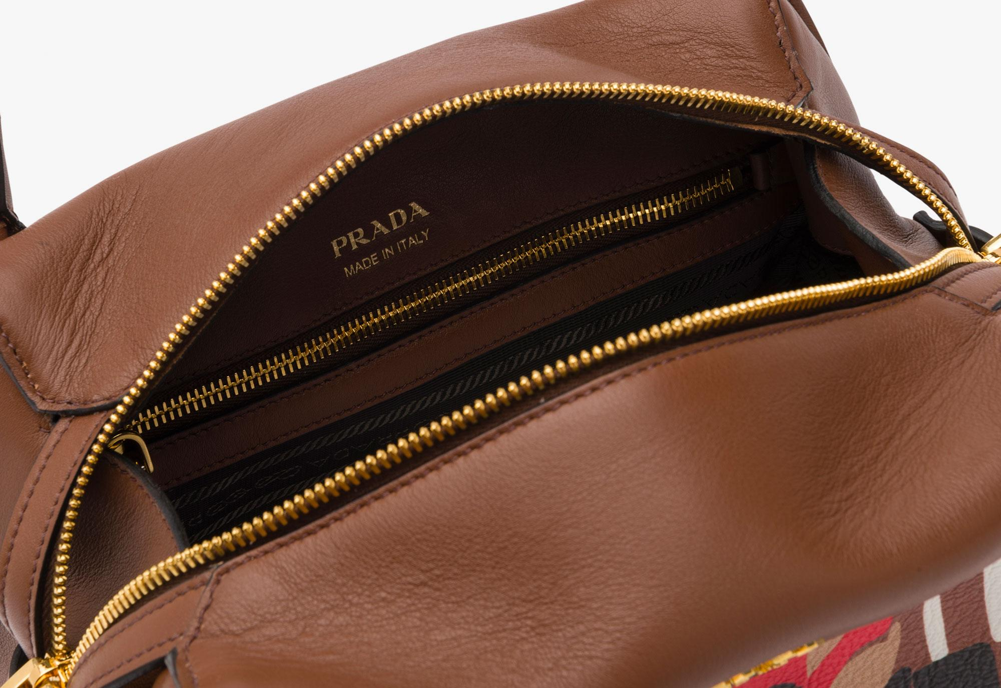 5ff221bc6c92 Gallery. Previously sold at  Prada · Women s Bowling Bags ...