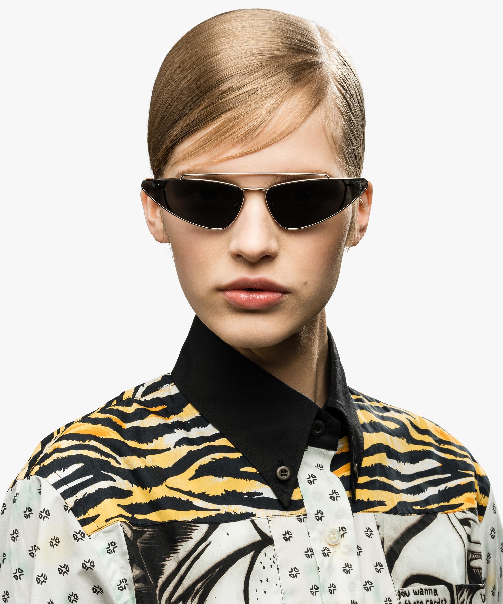 9260b35a9e28 Lyst - Prada Runway Eyewear in Gray