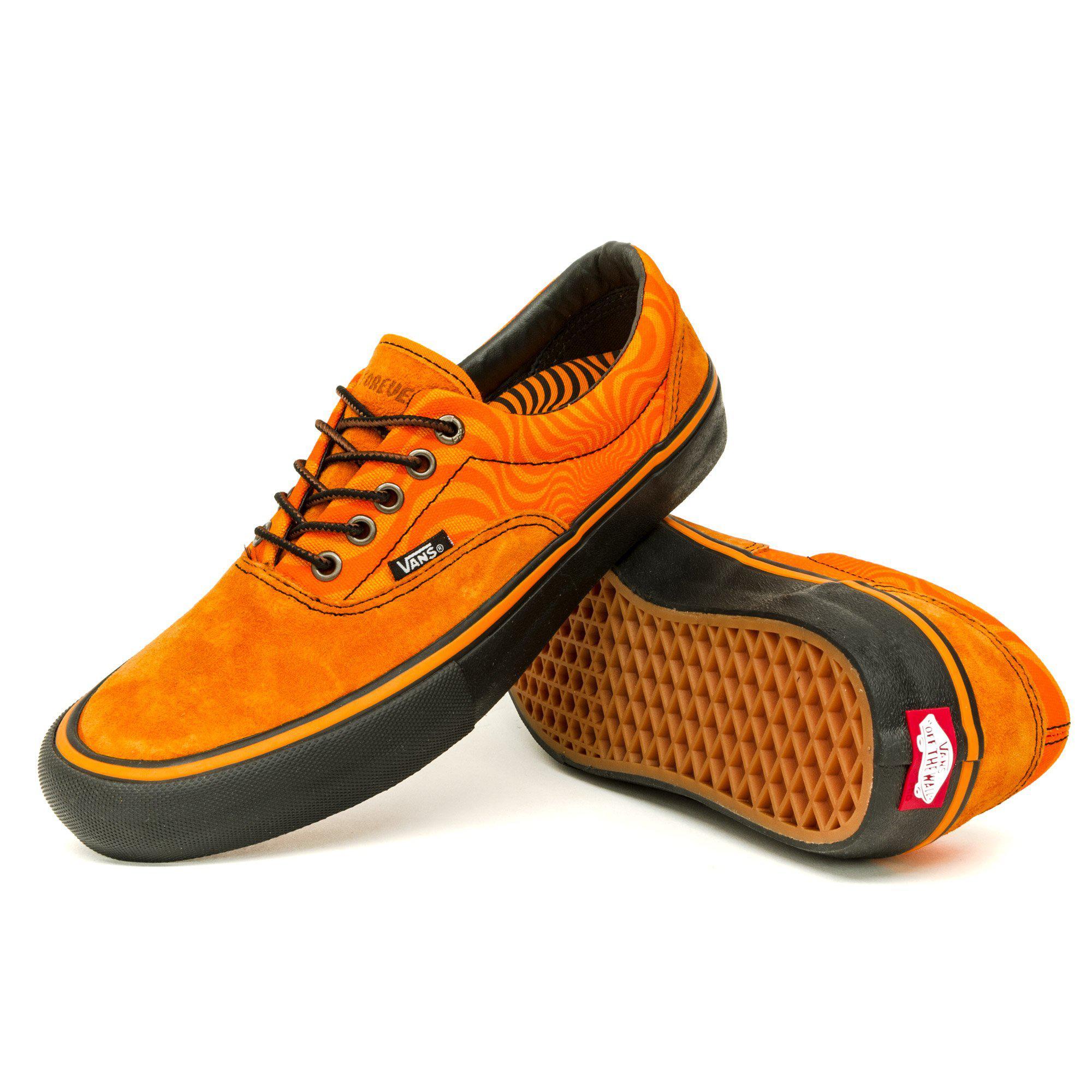 6ef7df2cd4 Lyst - Vans X Spitfire Era Pro Shoes in Orange for Men