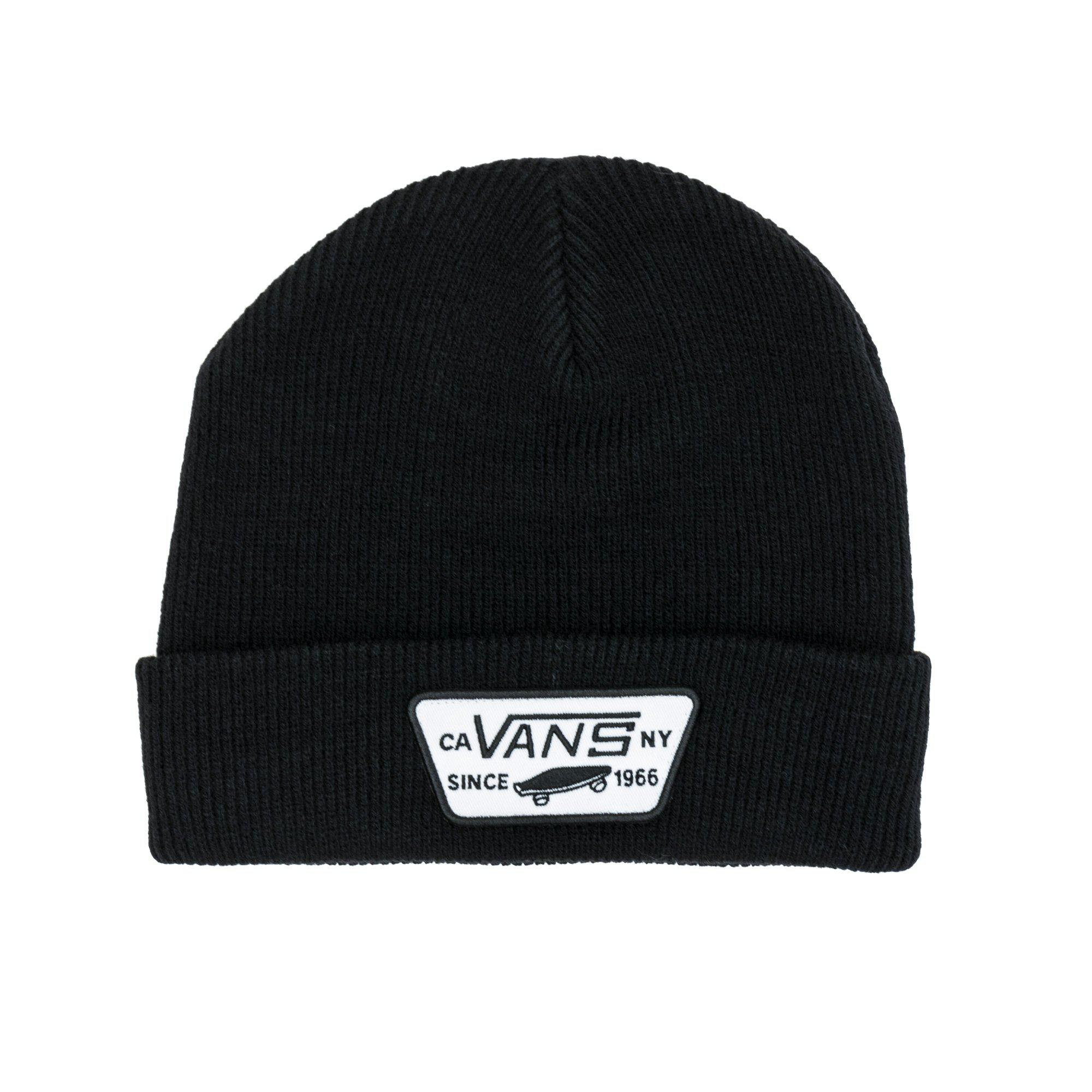 1f78297aec Vans Milford Beanie in Black for Men - Lyst