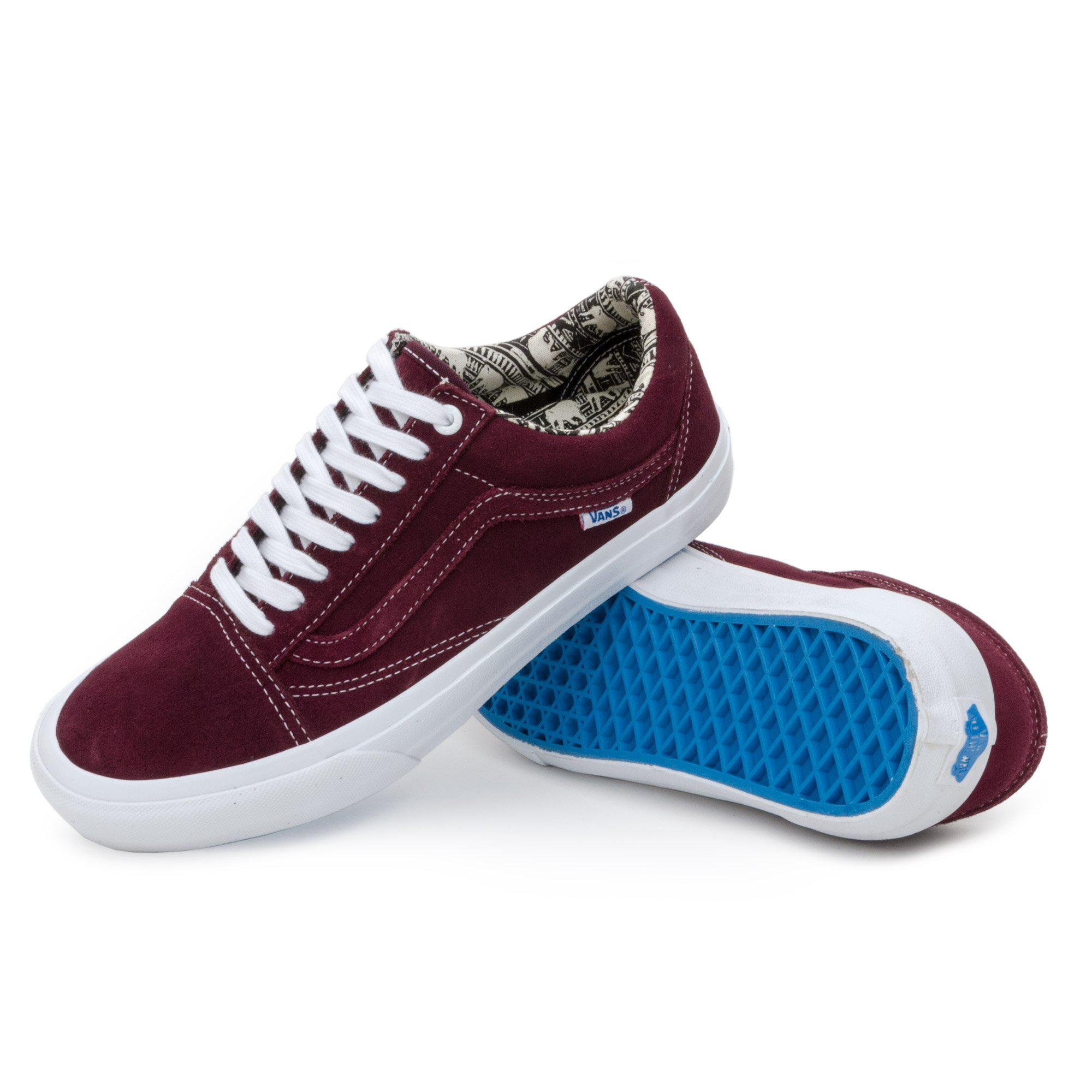e92a6d389516 Vans - Multicolor Old Skool Pro Ray Barbee Shoes for Men - Lyst. View  fullscreen