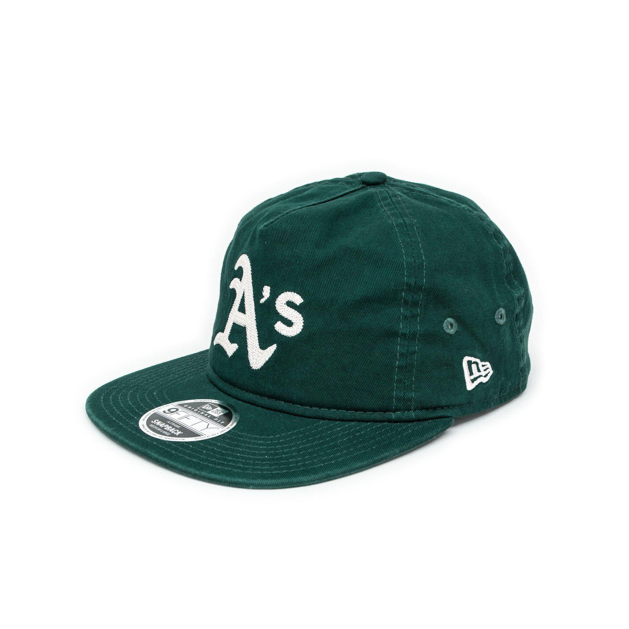 KTZ Oaklands A s Chain Stitch Logo 9fifty Cap in Green for Men - Lyst d85b268b8c10