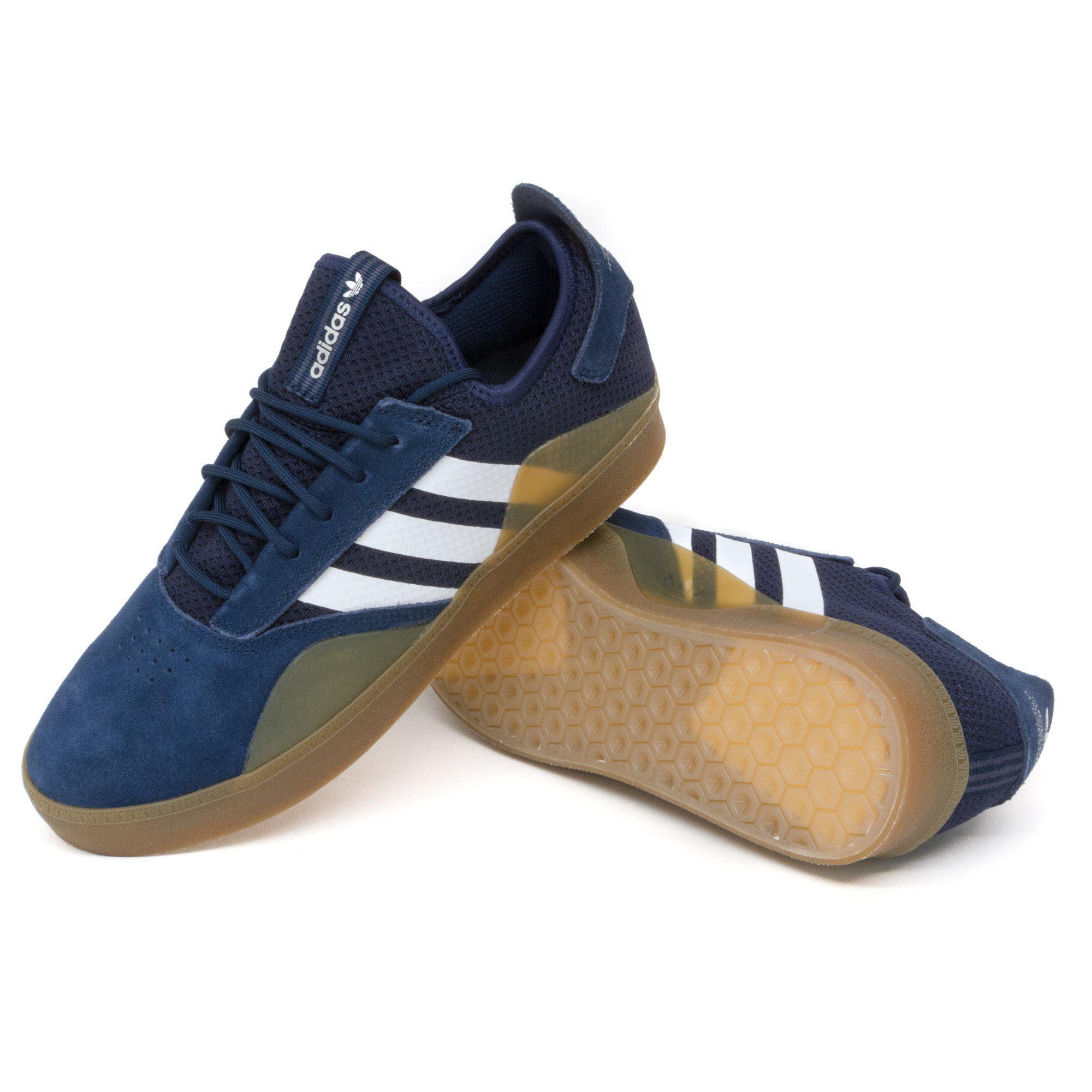 premium selection 138c0 0e299 Adidas - Blue 3st.001 Shoes for Men - Lyst. View fullscreen