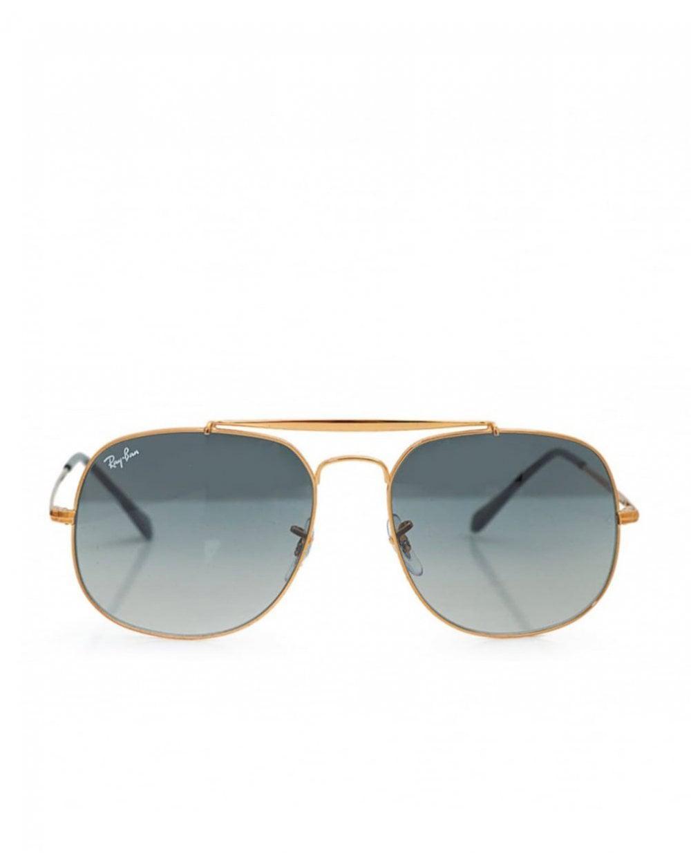 620500e37b Ray-Ban Double Bridge Sunglasses for Men - Lyst