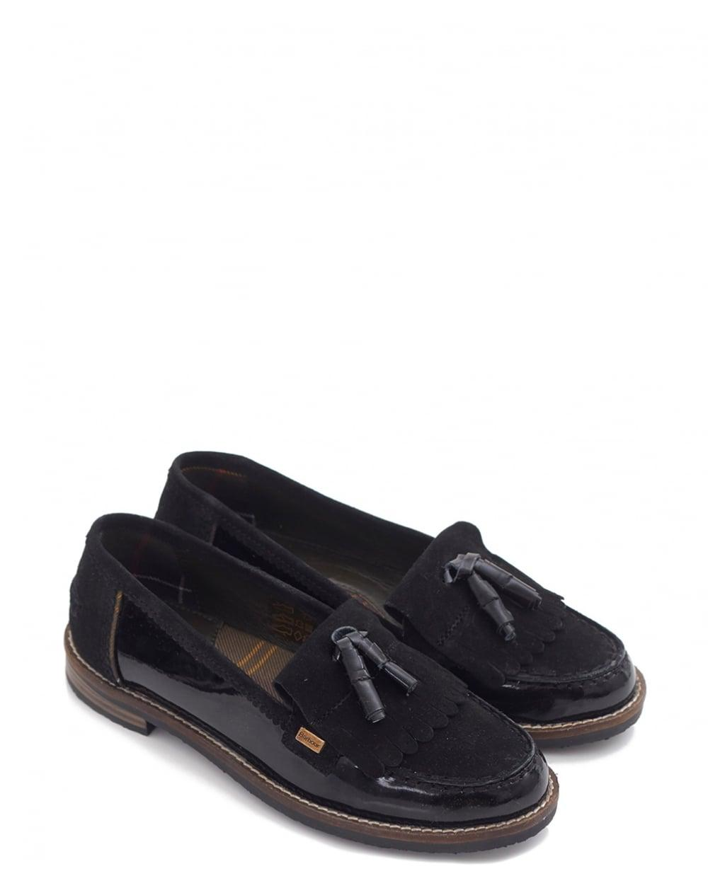 F F Leather Apron Front Shoes