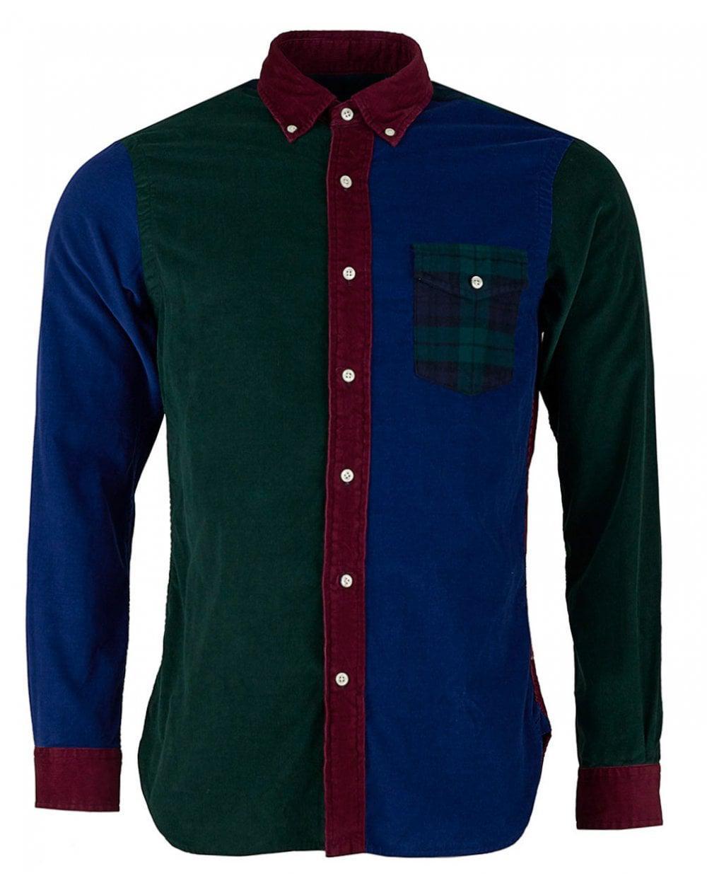 Lyst Polo Ralph Lauren Cord Fun Shirt For Men