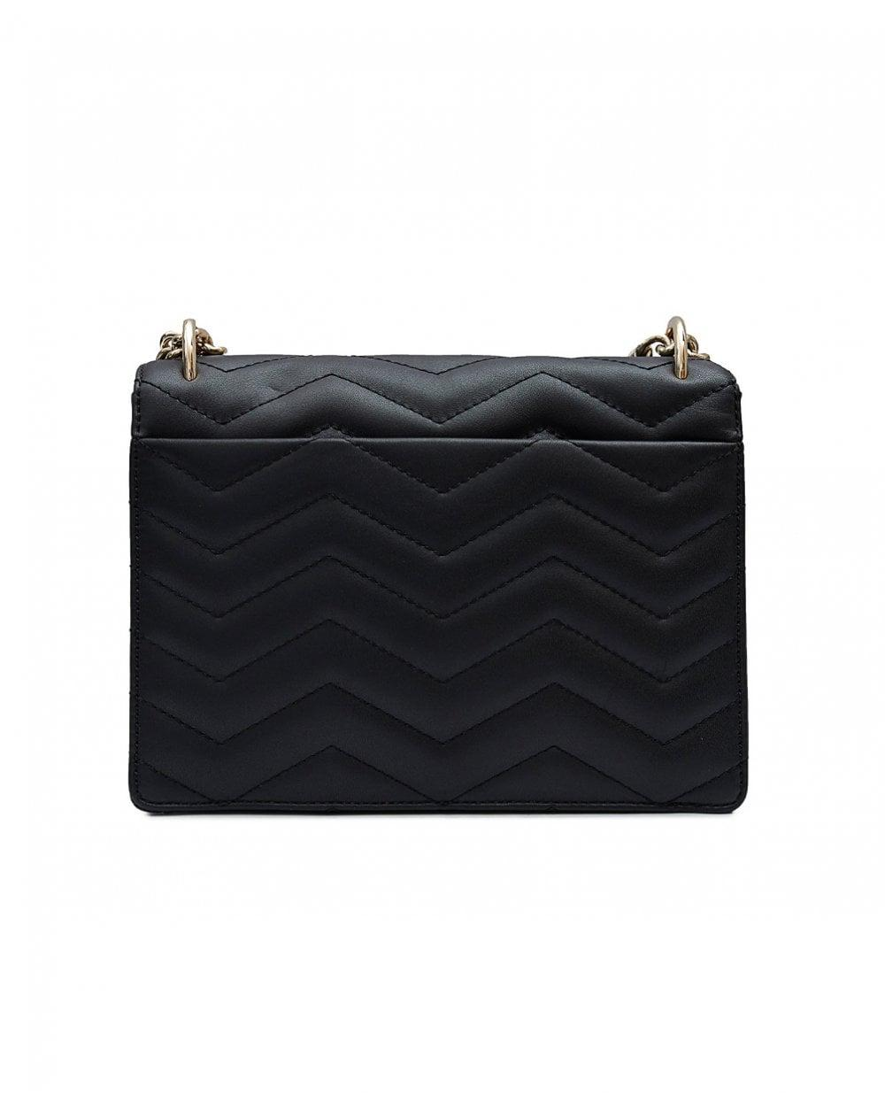 Lyst Kate Spade Reese Park Marci Quilted Crossbody Bag In Black