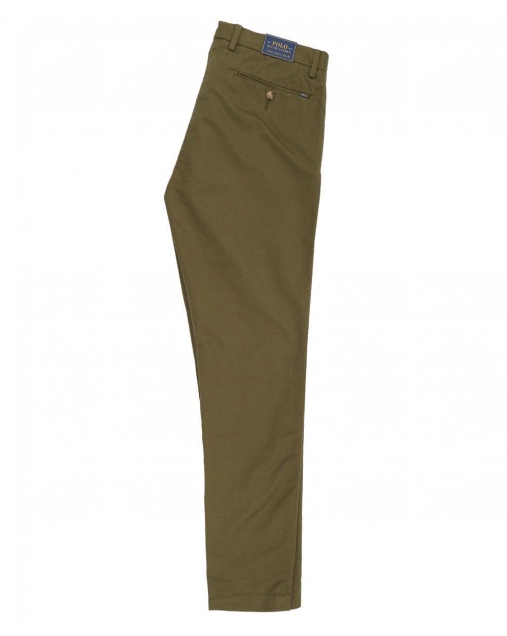 f7e837dee Lyst - Polo Ralph Lauren Newport Chinos in Green for Men