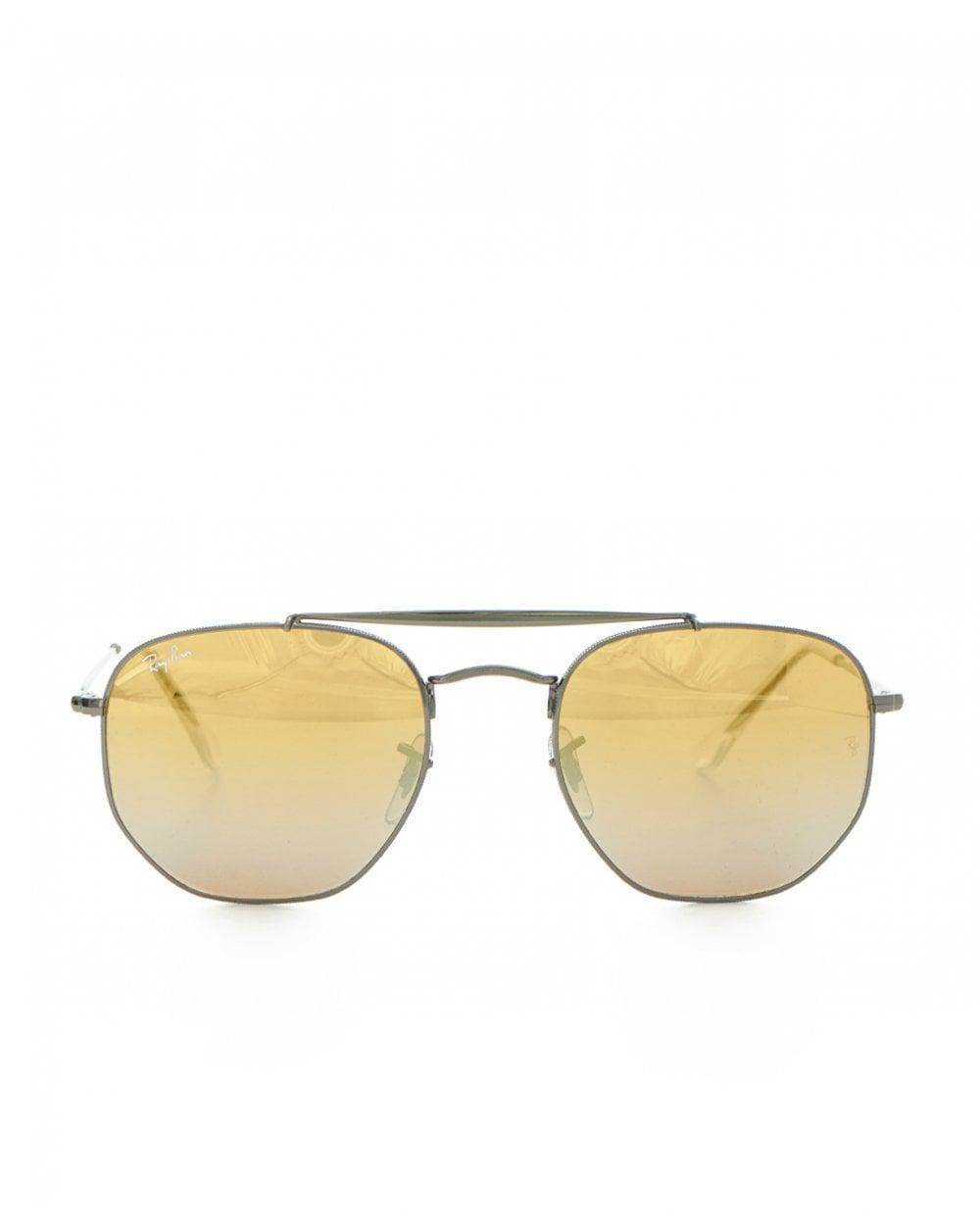 0fe3faec2a Ray-Ban Marshall Double Bridge Sunglasses for Men - Lyst