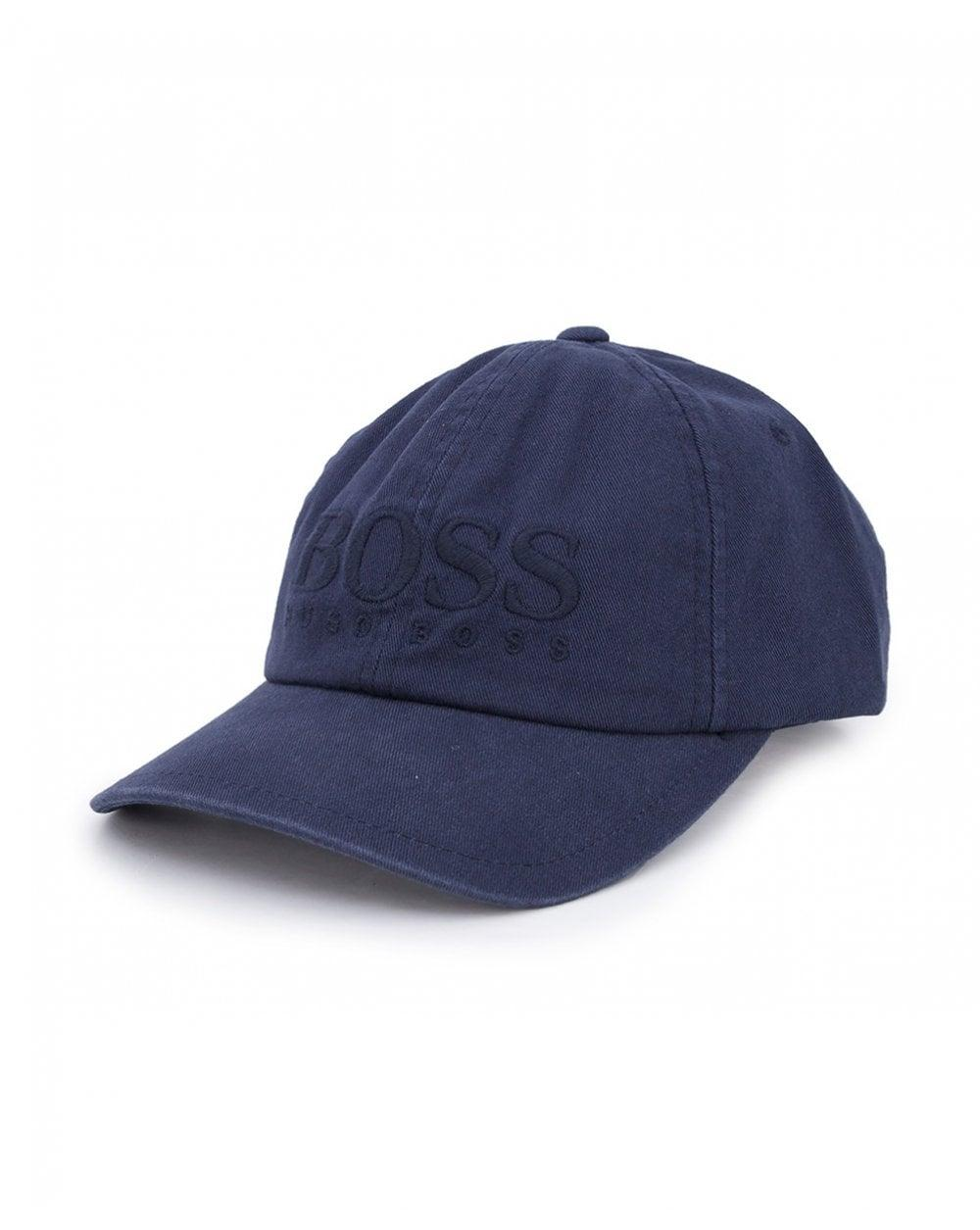 BOSS Fritz Cap in Blue for Men - Lyst 62a7f7dfc7b7