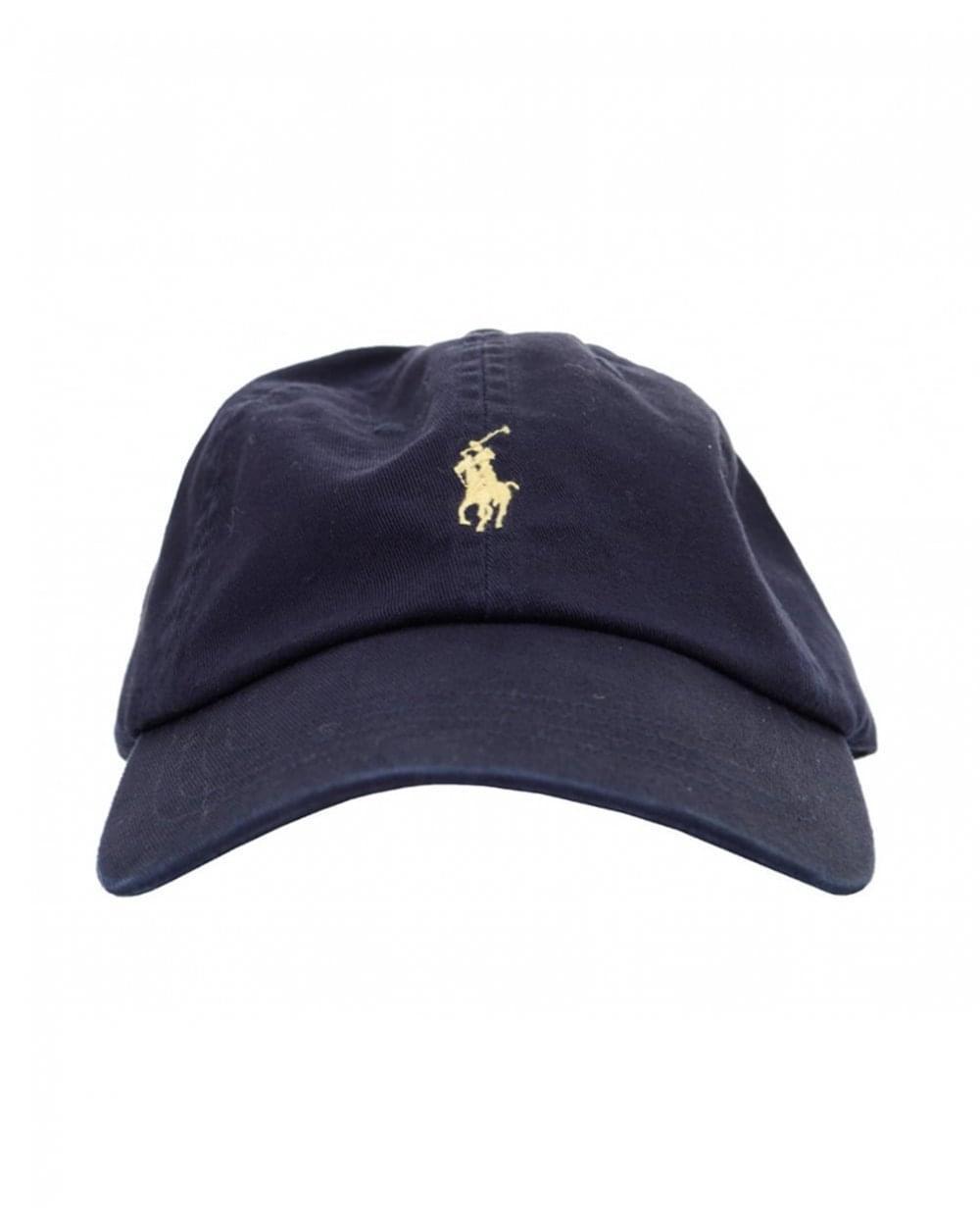 63299a53a62f7 Lyst - Polo Ralph Lauren Pp Logo Cap in Blue for Men