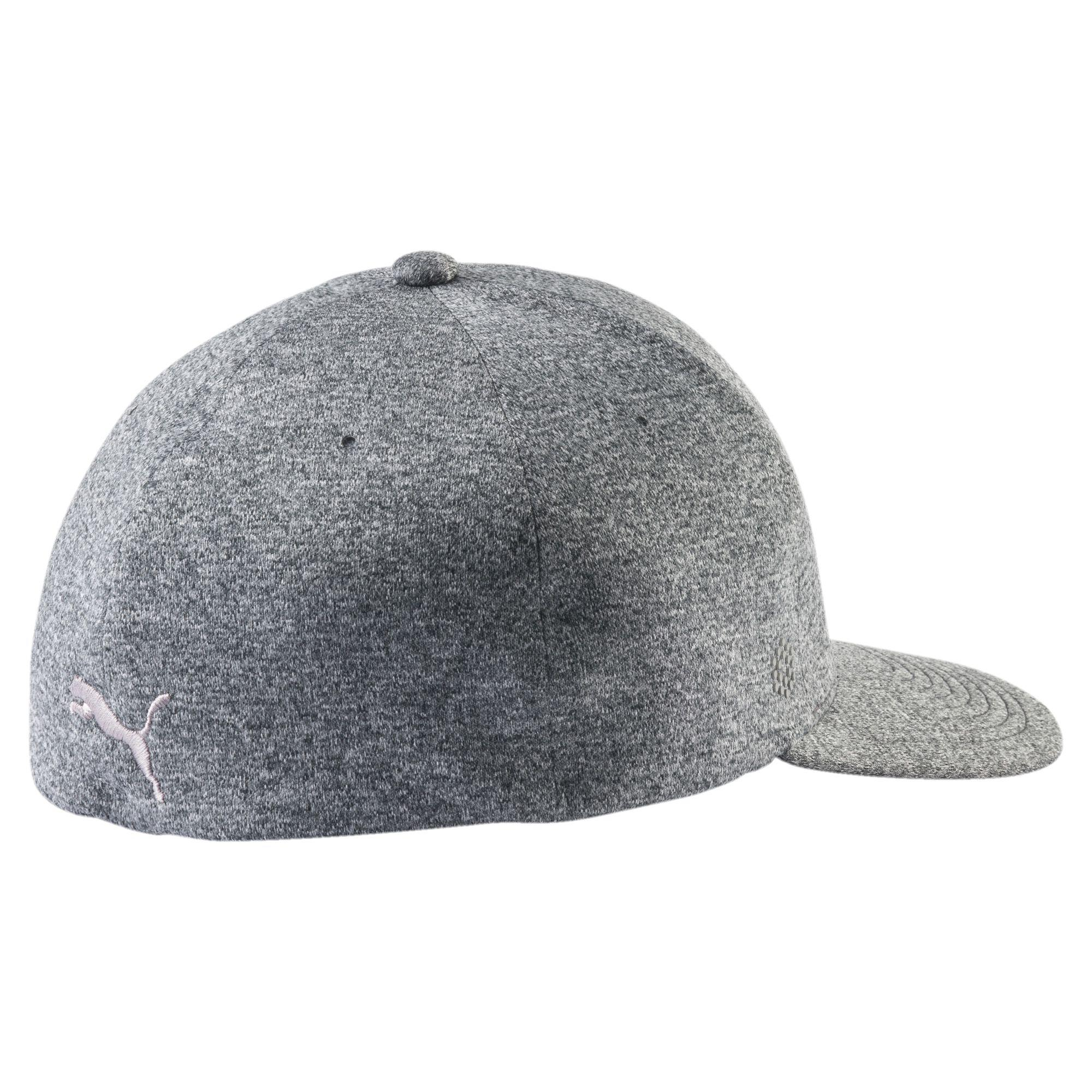 f37227fa03f26 ... germany lyst puma golf mens evoknit delta flexfit cap in gray for men  b82b5 bfc2f