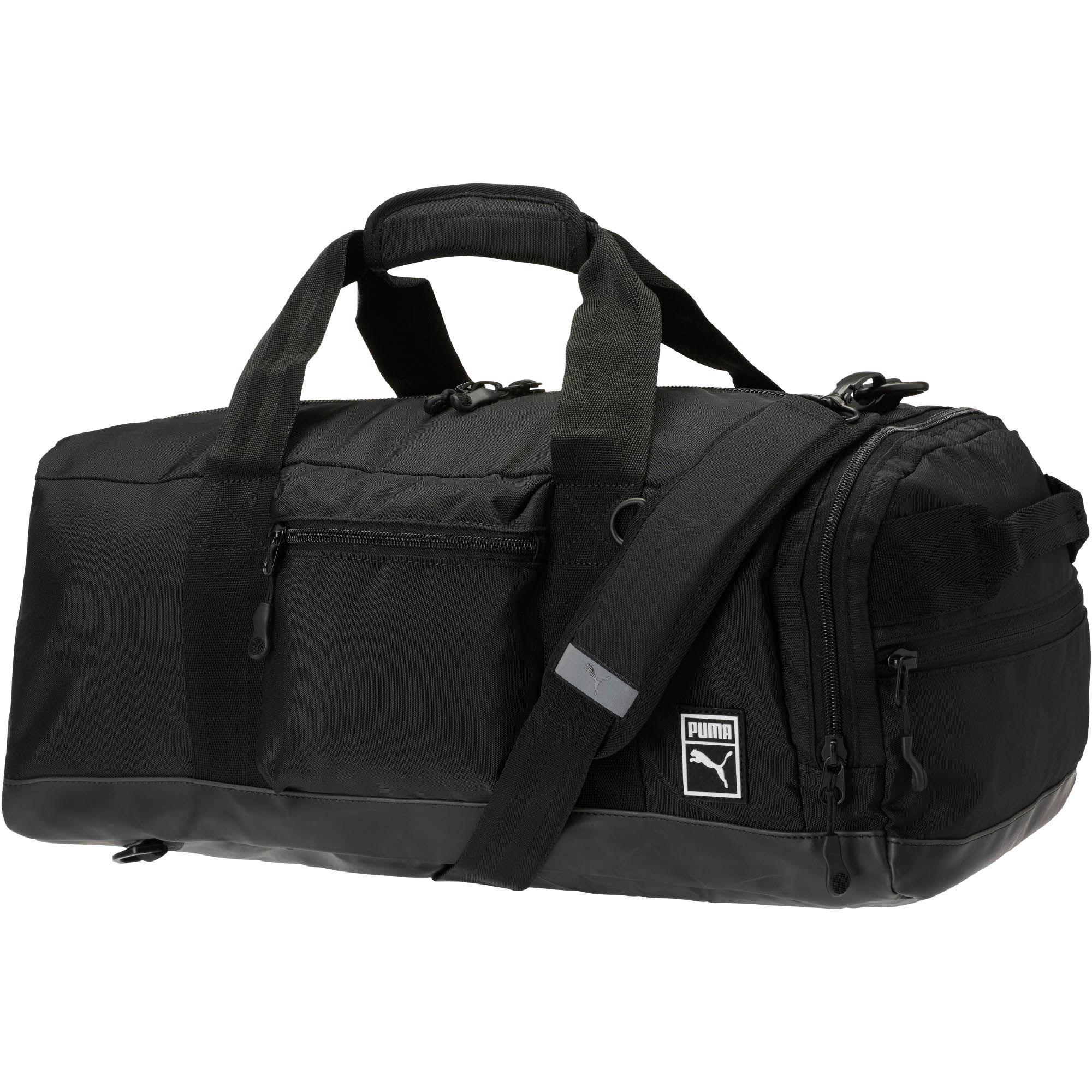 2f538ec6508a Lyst - PUMA Convert Hybrid Duffel Bag in Black for Men