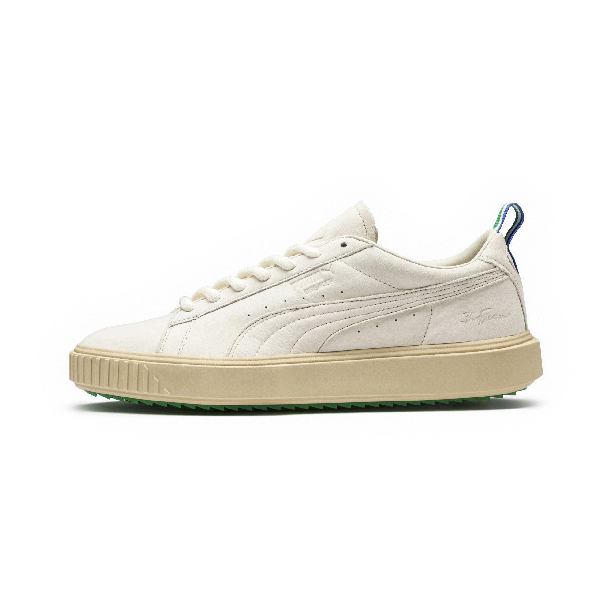 5bc316e1d2a Lyst - PUMA X Big Sean Breaker  swan  Sneakers in White