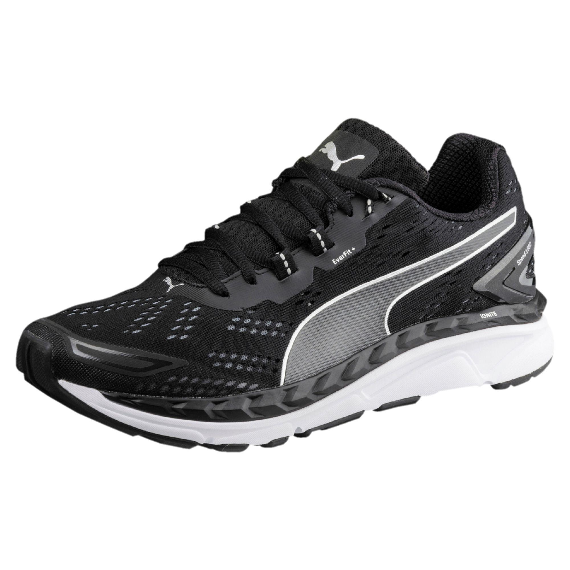 Lyst - PUMA Speed 1000 Ignite Men s Running Shoes in Black for Men 766e3ac35