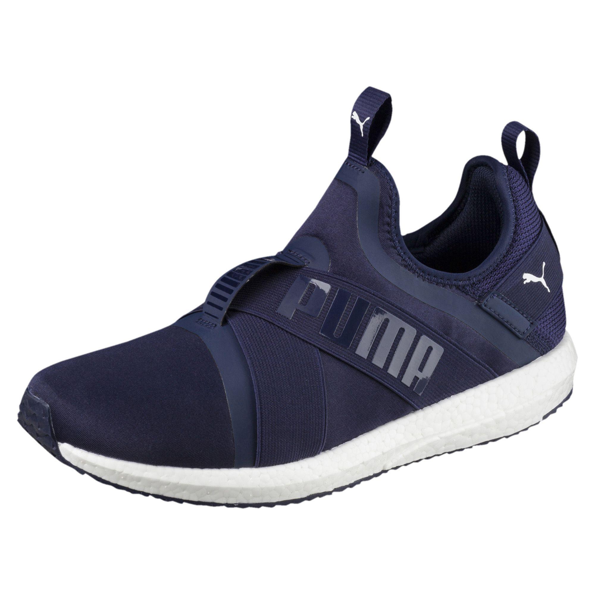 daa173b233b47e Lyst - PUMA Mega Nrgy X Men s Running Shoes in Blue for Men