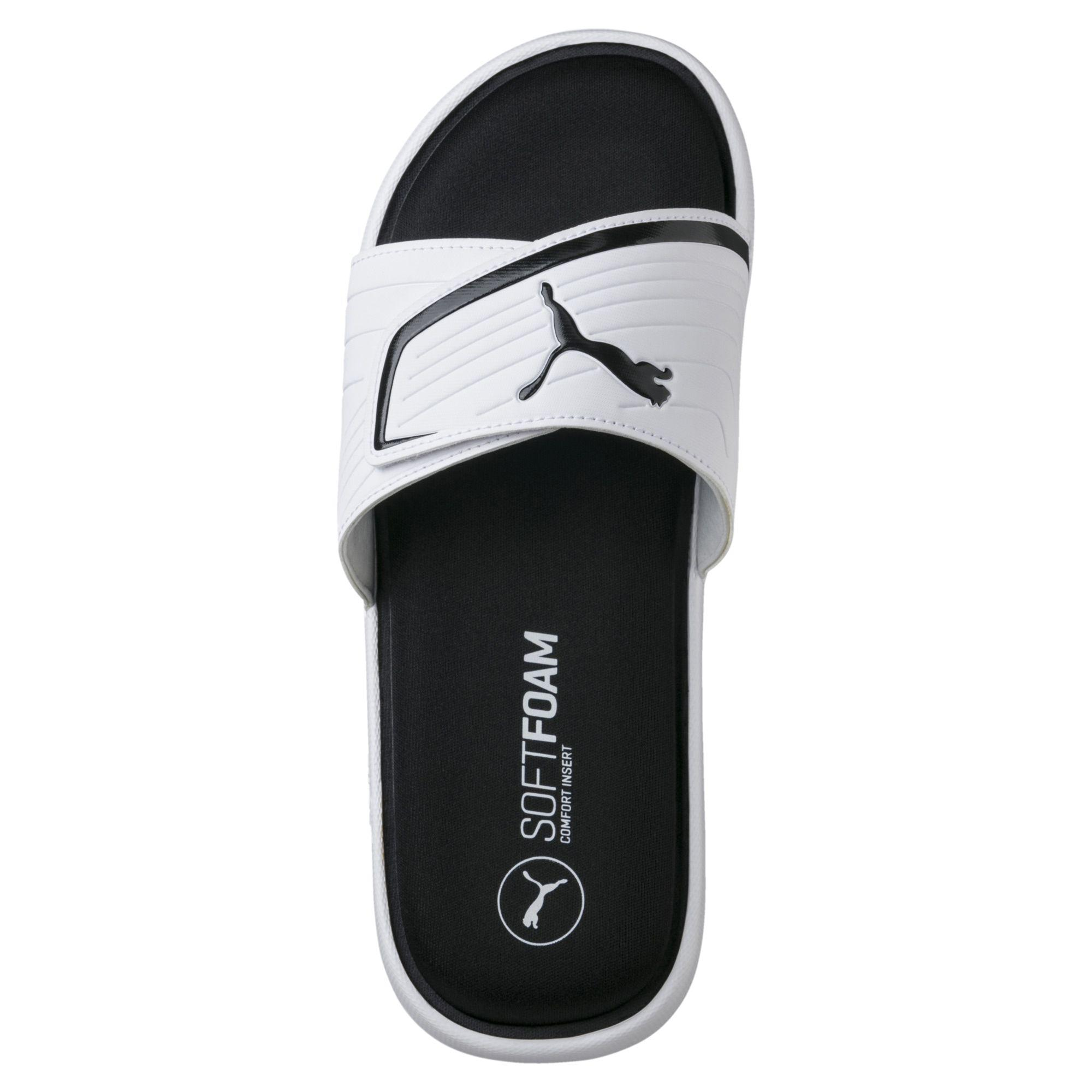 e58caeca7c86 Lyst - PUMA Starcat Softfoam Men s Sandals in White for Men