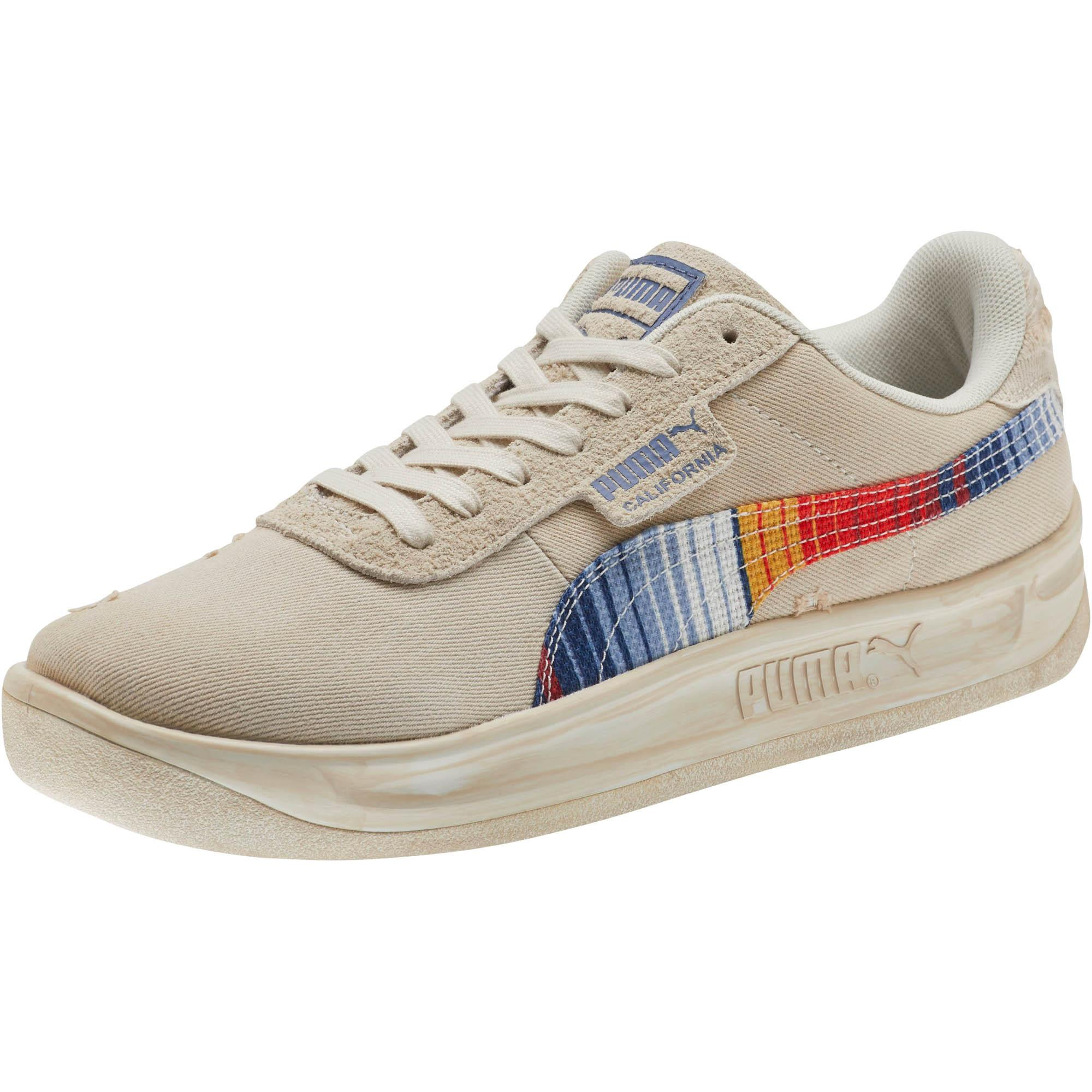 dca46aa4d7 Lyst - PUMA California Vintage Sneakers in Blue for Men
