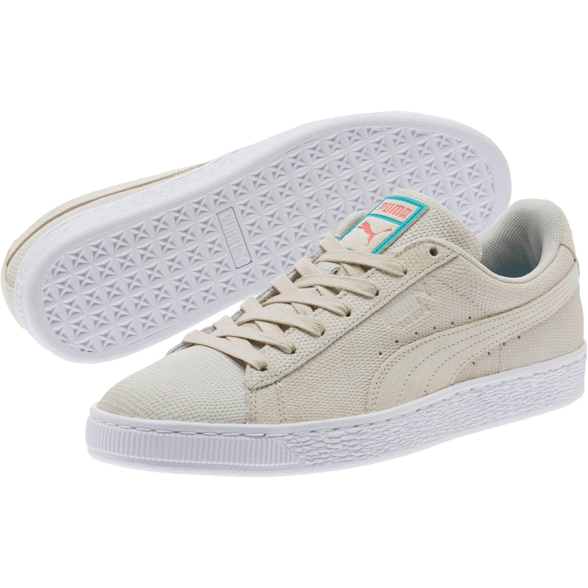 b398cf313e33 Lyst - PUMA Suede Caribbean Sand Men s Sneakers for Men