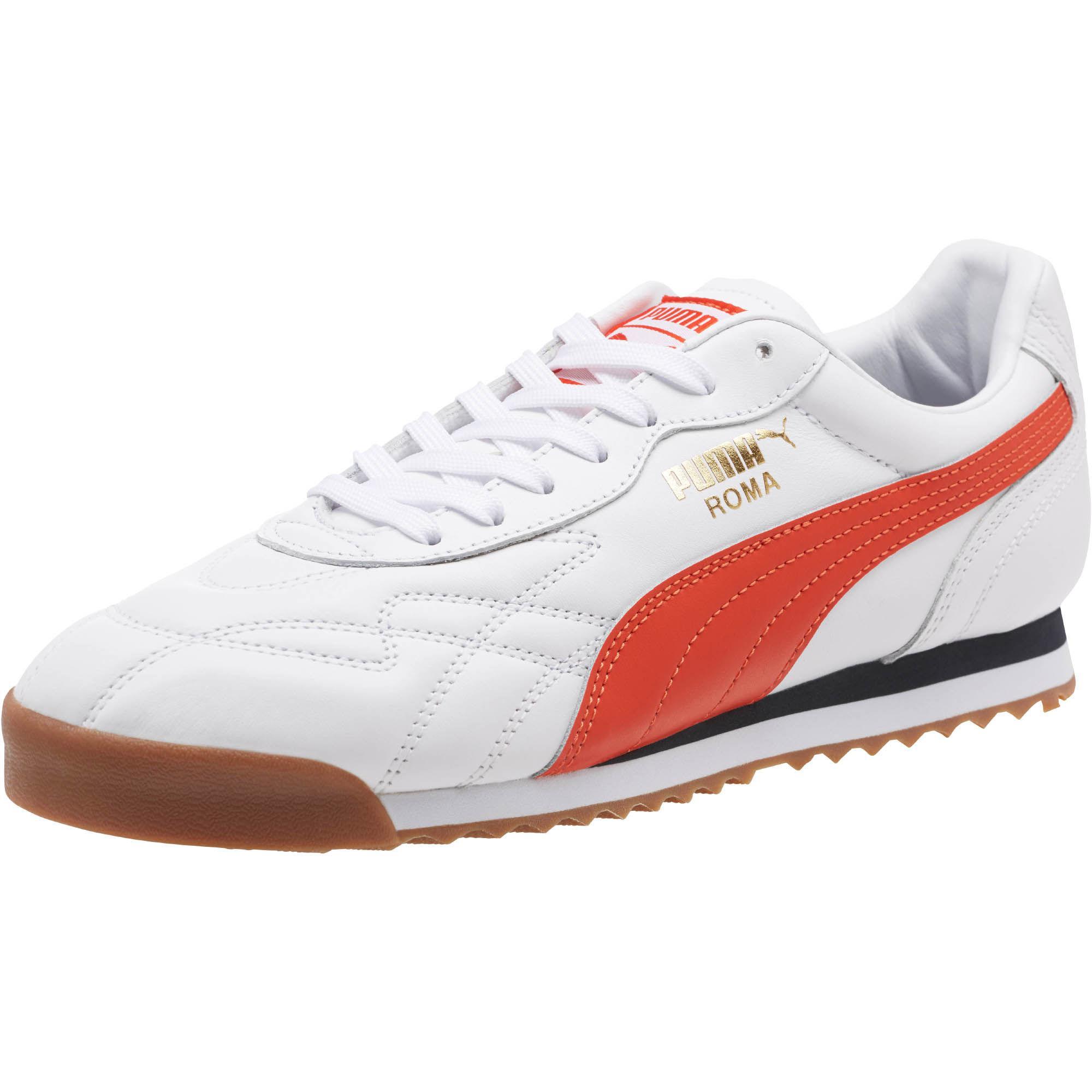 e4200040c116 Lyst - PUMA Roma Anniversario Sneakers in White for Men
