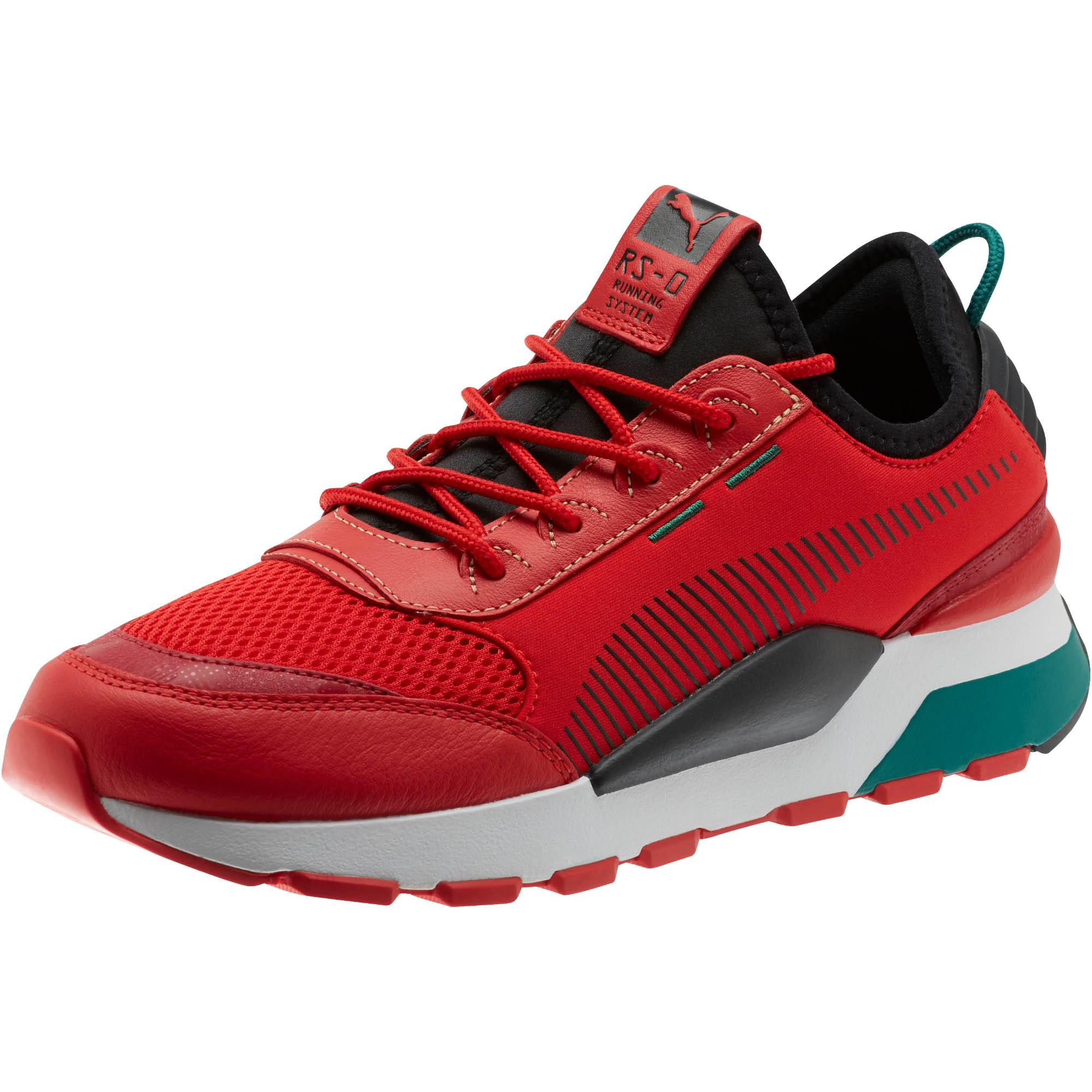 1be158eabb5 Lyst - PUMA Rs-0 Rm Sneakers in Red for Men